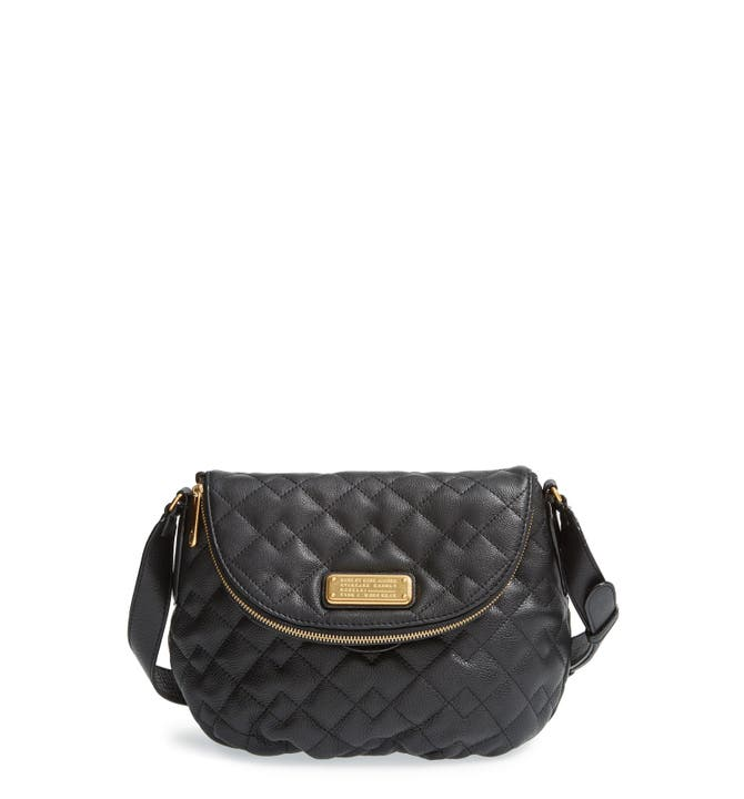 MARC BY MARC JACOBS 'Natasha' Quilted Leather Crossbody Bag ... : marc jacobs quilted crossbody bag - Adamdwight.com