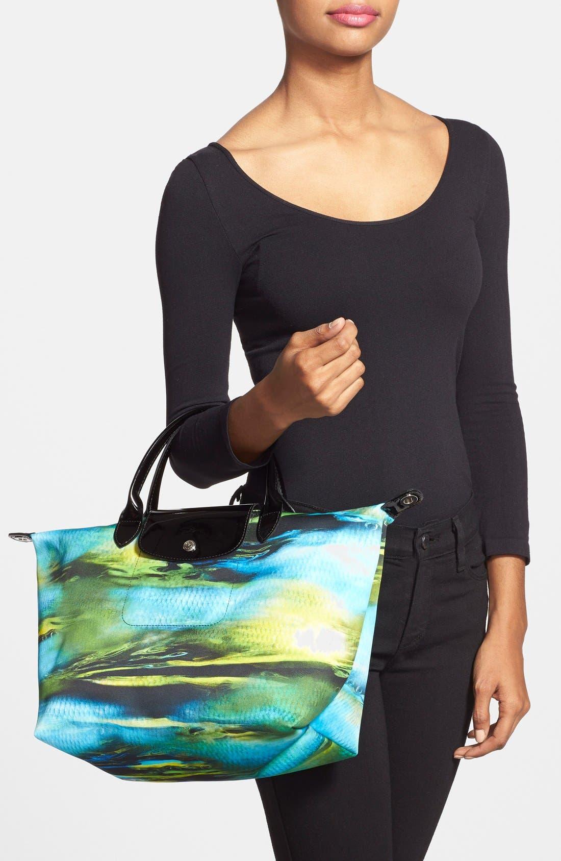 Alternate Image 2  - Longchamp 'Le Pliage - Neo Fantaisie' Top Handle Bag