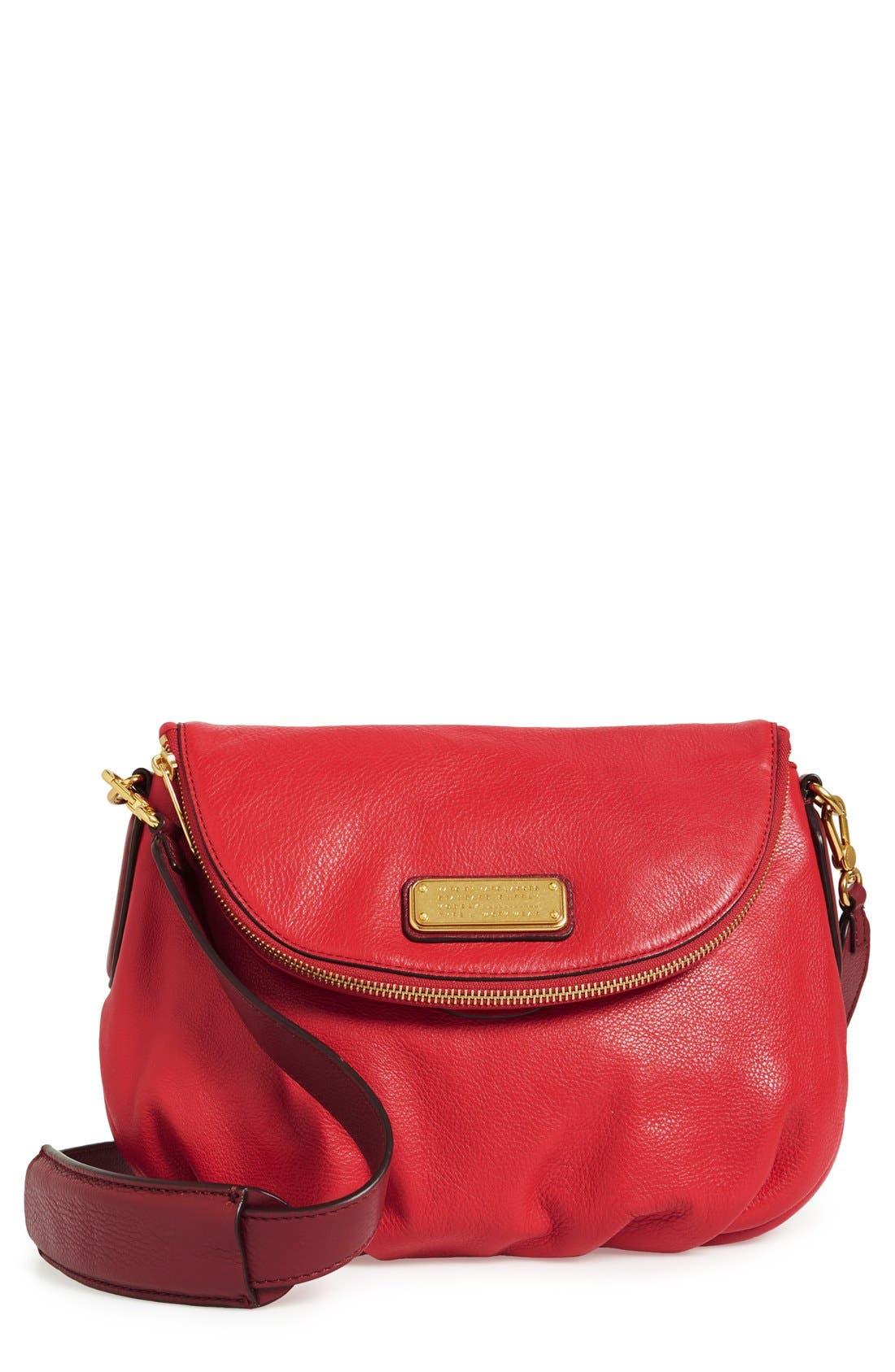 Main Image - MARC BY MARC JACOBS 'New Q - Natasha' Crossbody Bag