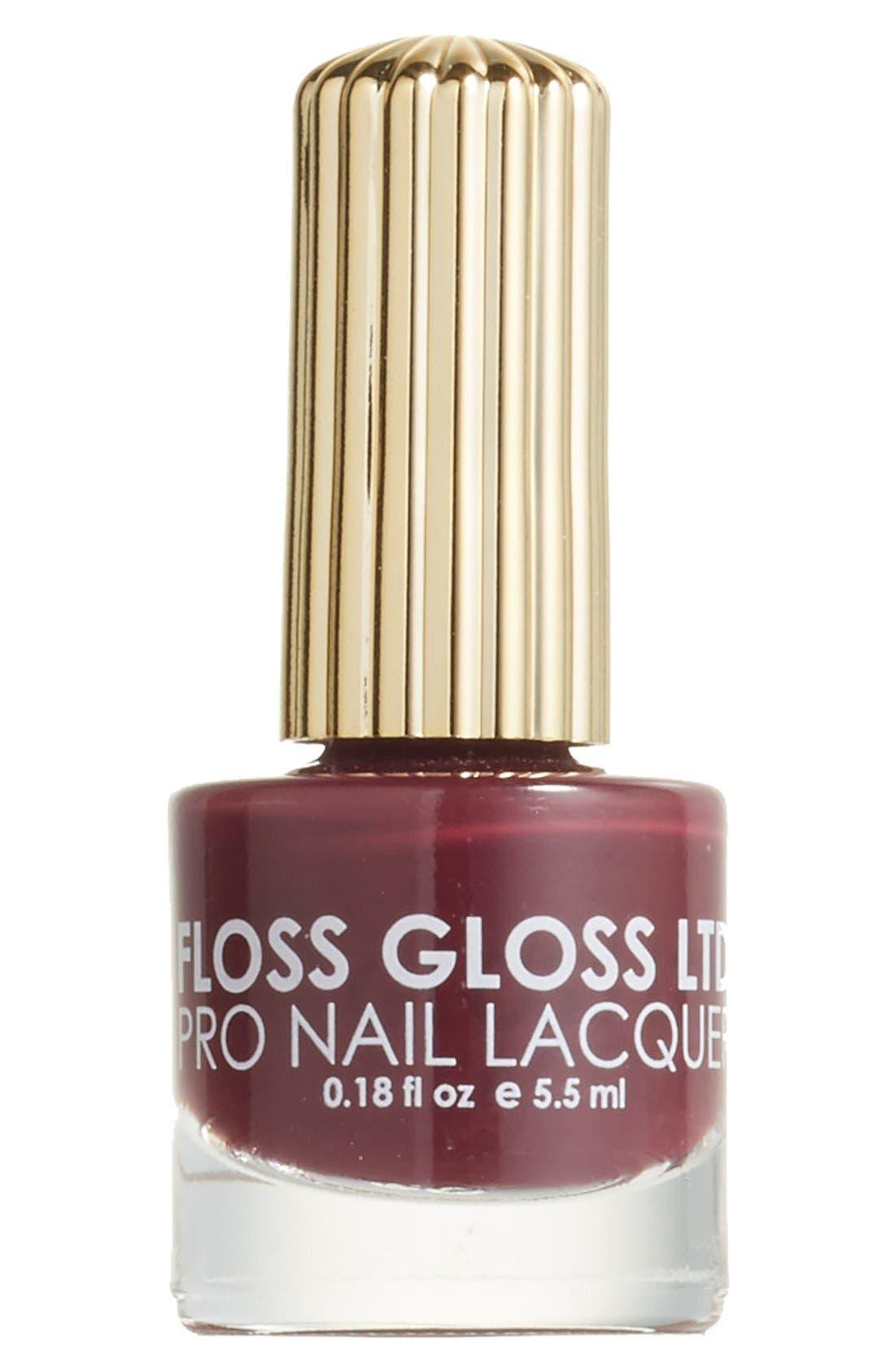 Alternate Image 5  - Floss Gloss Holiday Set of 4 Nail Lacquers