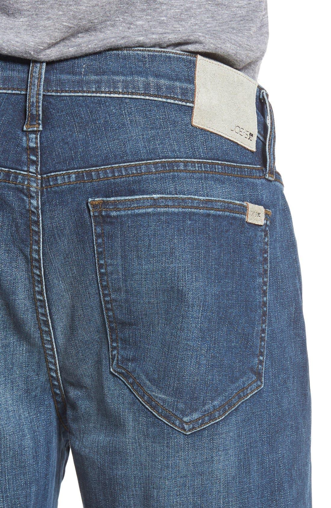 Brixton Slim Fit Jeans,                             Alternate thumbnail 4, color,                             Gladwin