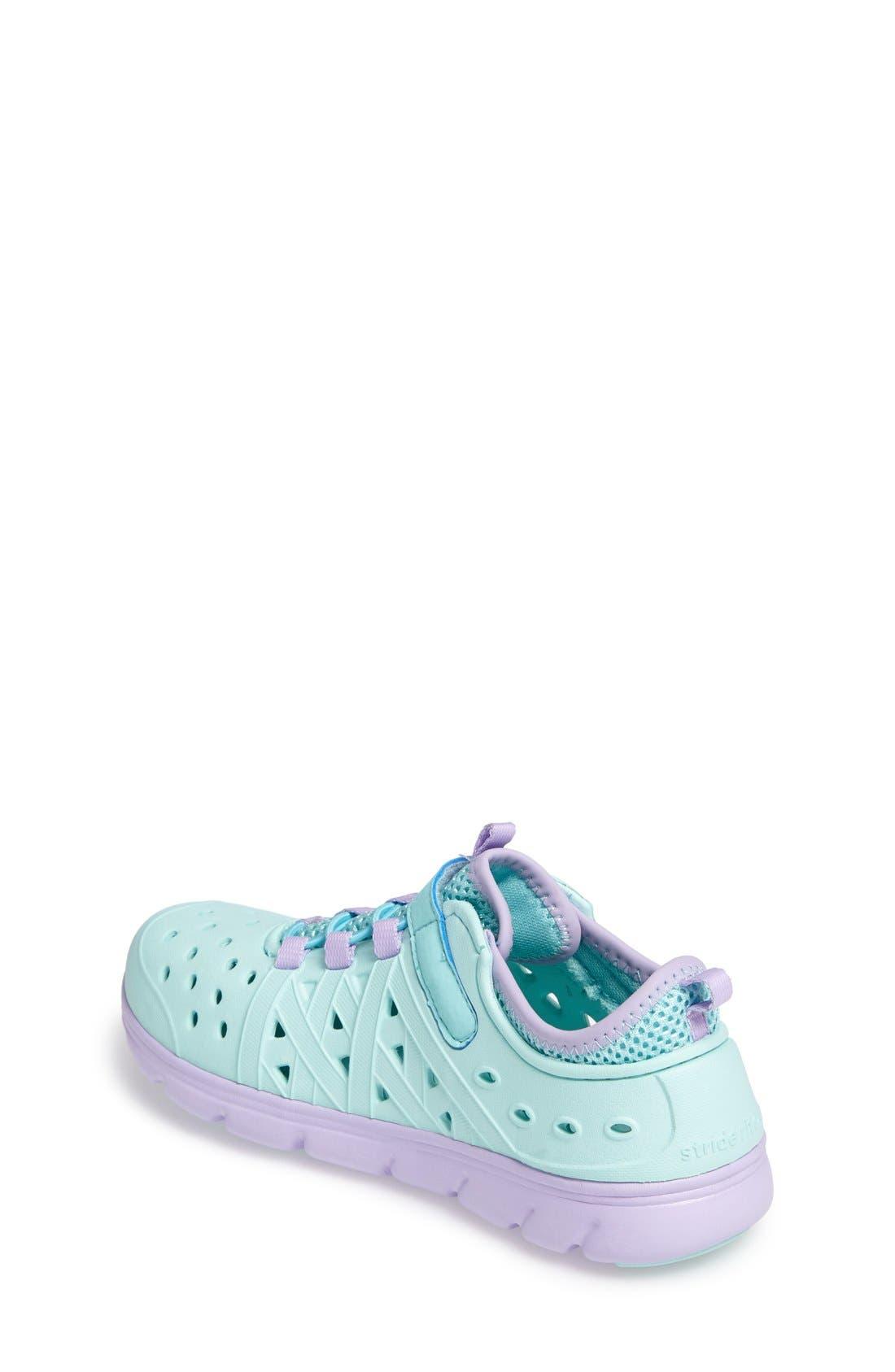 Alternate Image 2  - Stride Rite Made2Play® Phibian Sneaker (Baby, Walker, Toddler & Little Kid)