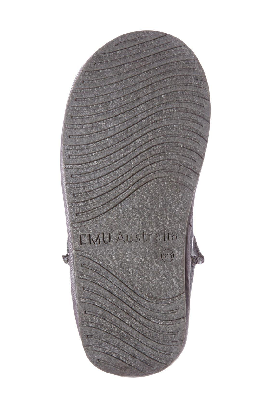 Alternate Image 4  - EMUAustralia 'Starry Night' Boot (Toddler, Little Kid & Big Kid)