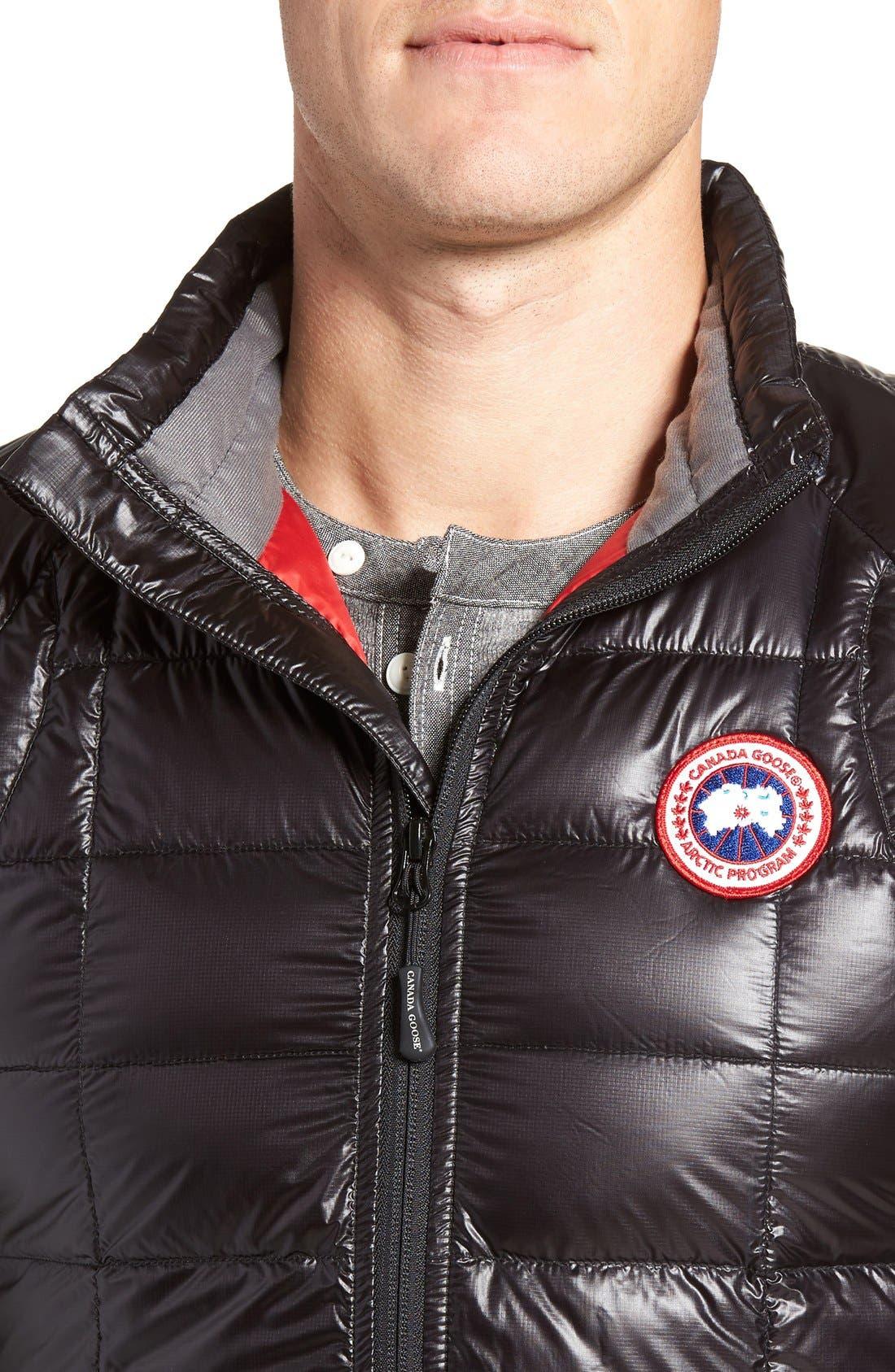 Alternate Image 4  - Canada Goose 'Hybridge™ Lite' Slim Fit Packable Quilted 800-Fill Down Vest