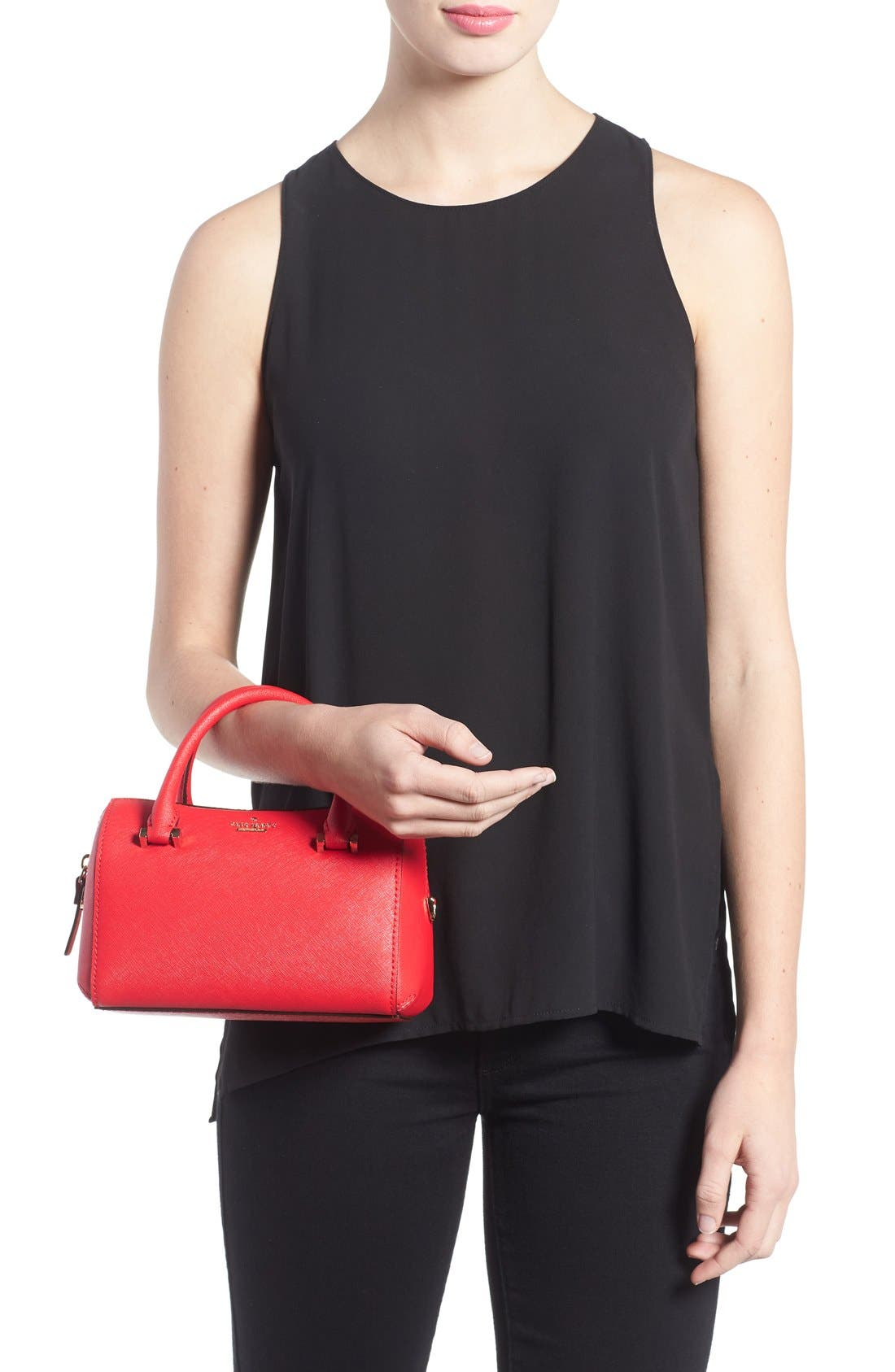 Alternate Image 2  - kate spade new york cameron street lane leather satchel