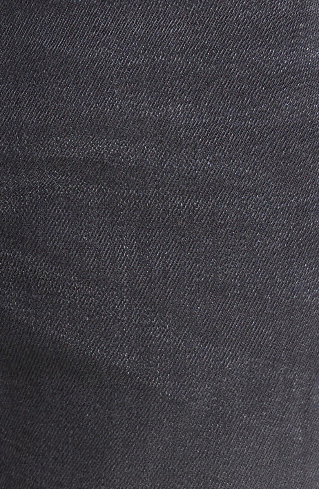Alternate Image 5  - DIESEL® Thommer Slim Fit Jeans (859K)