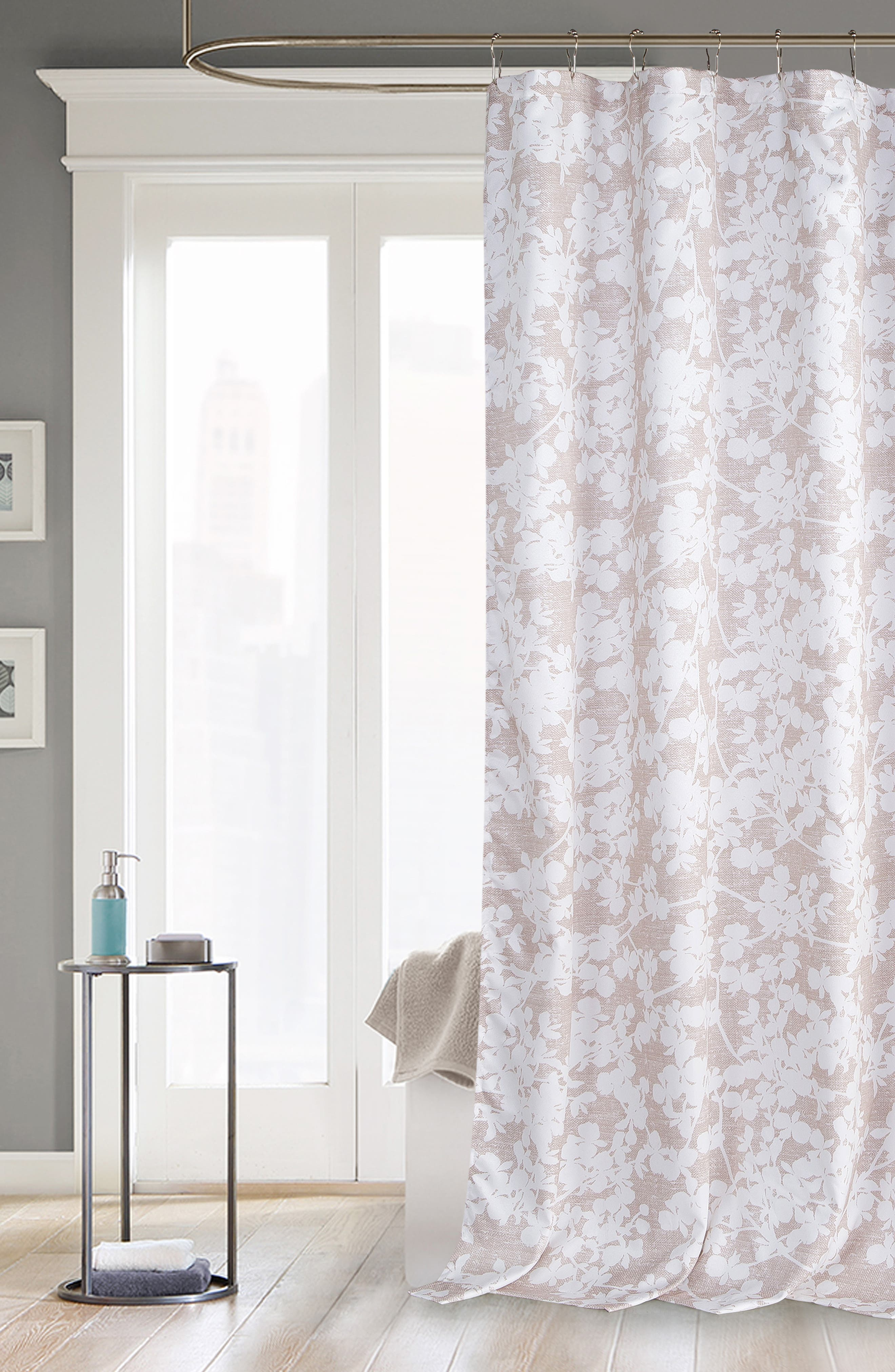 kensie Ainna Shower Curtain