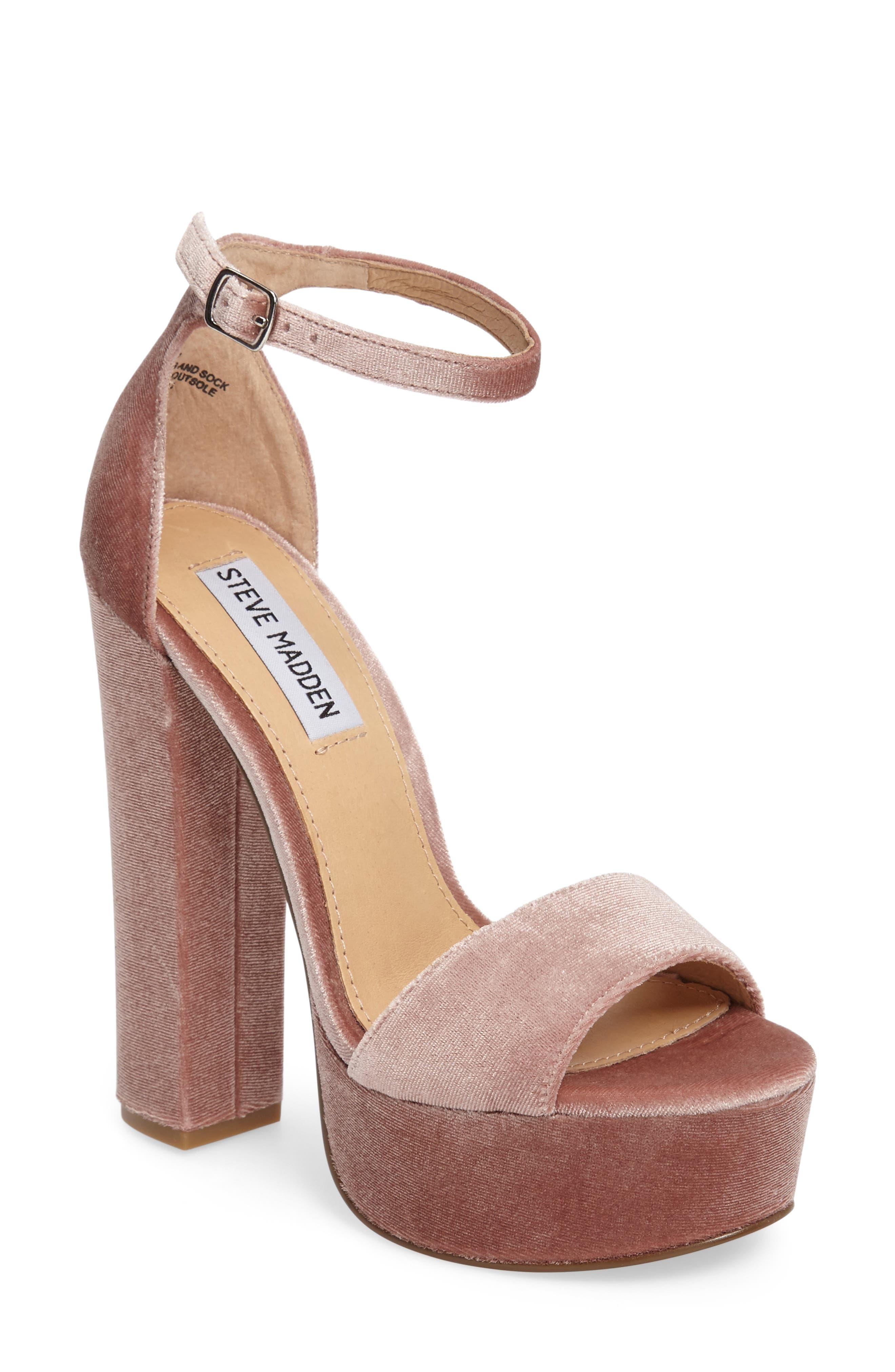 Main Image - Steve Madden Gonzo Platform Sandal (Women)