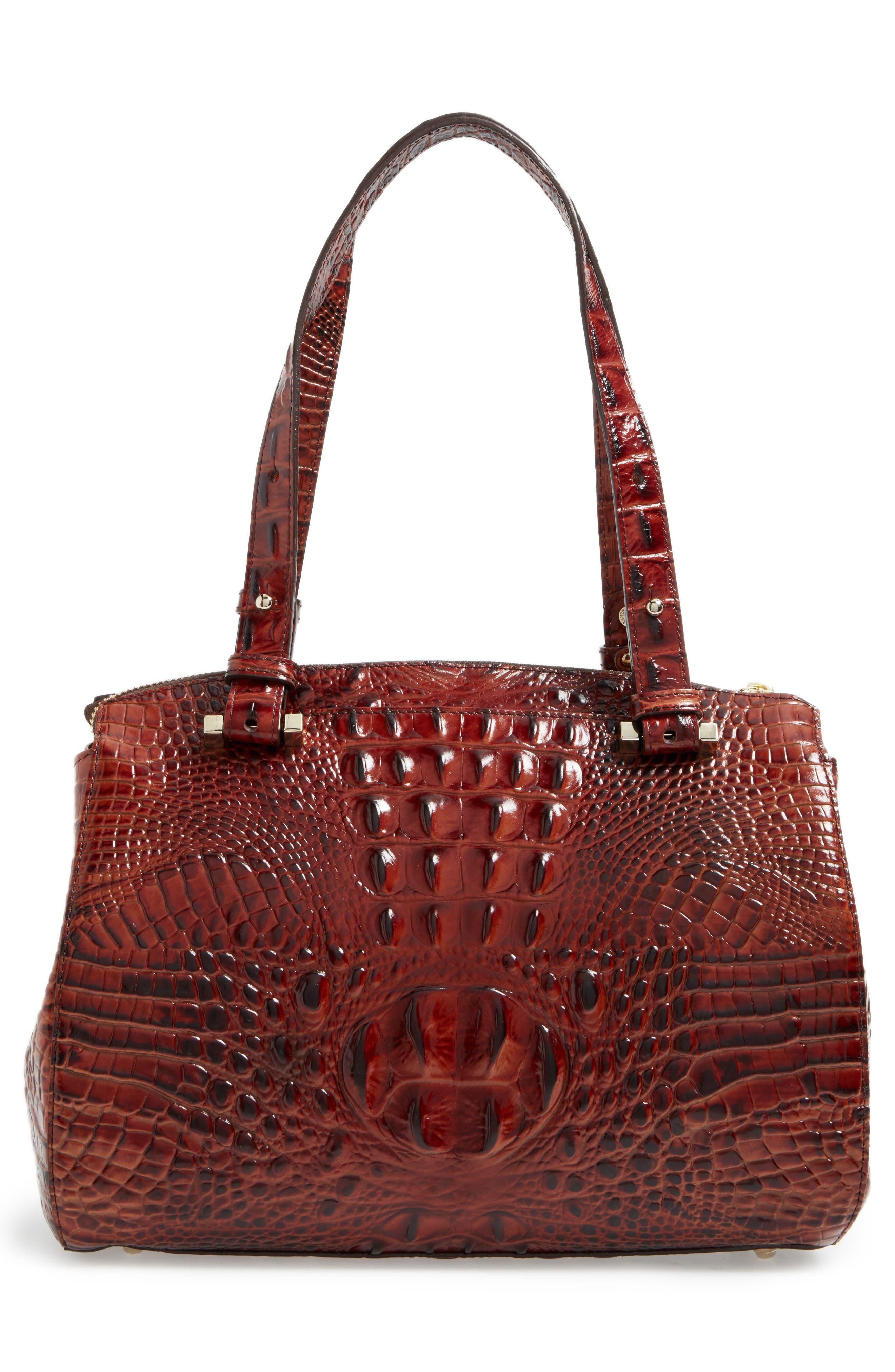 Alternate Image 3  - Brahmin Small Alice Melbourne Leather Satchel