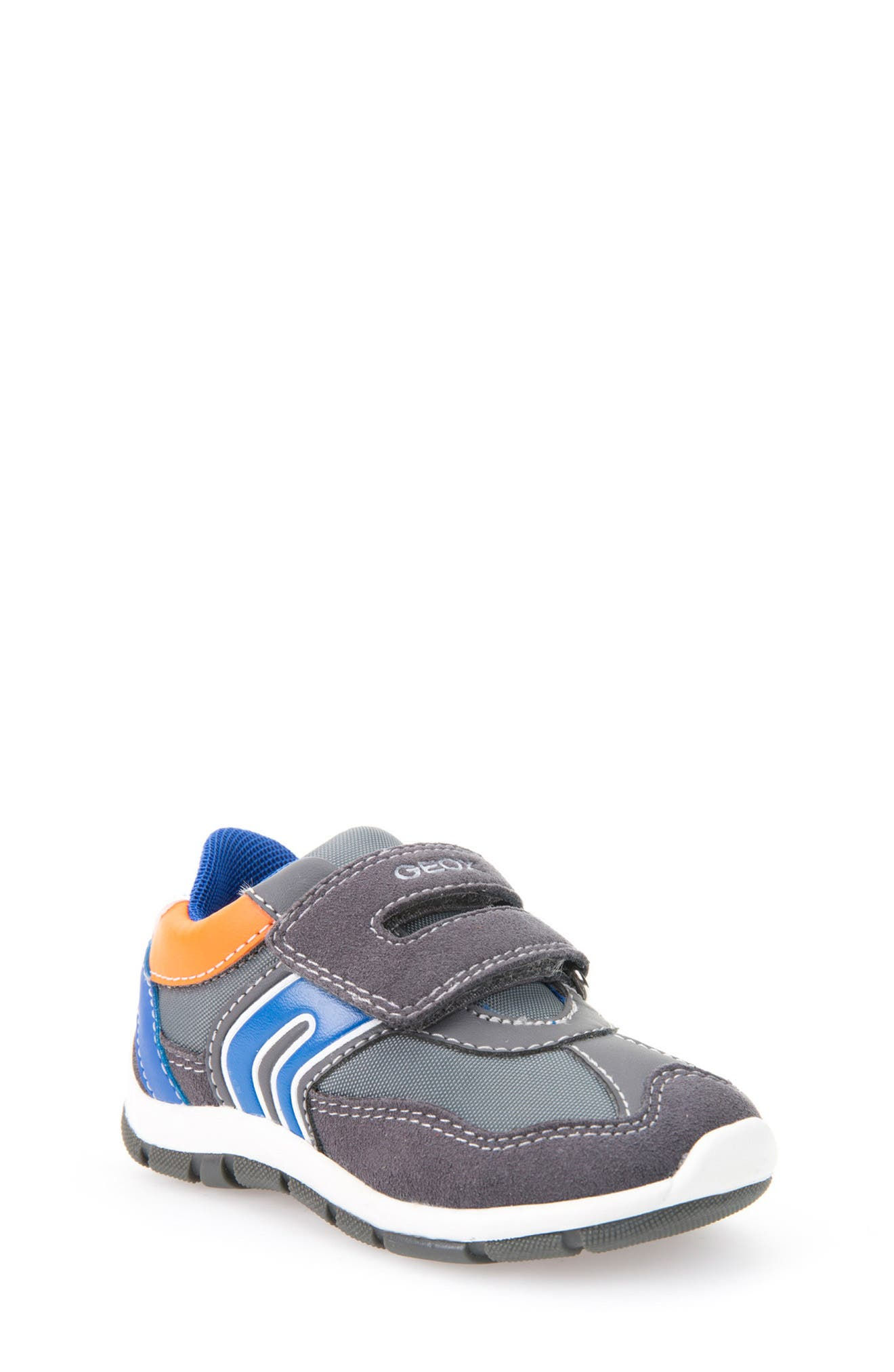 Main Image - Geox Shaax Sneaker (Walker & Toddler)