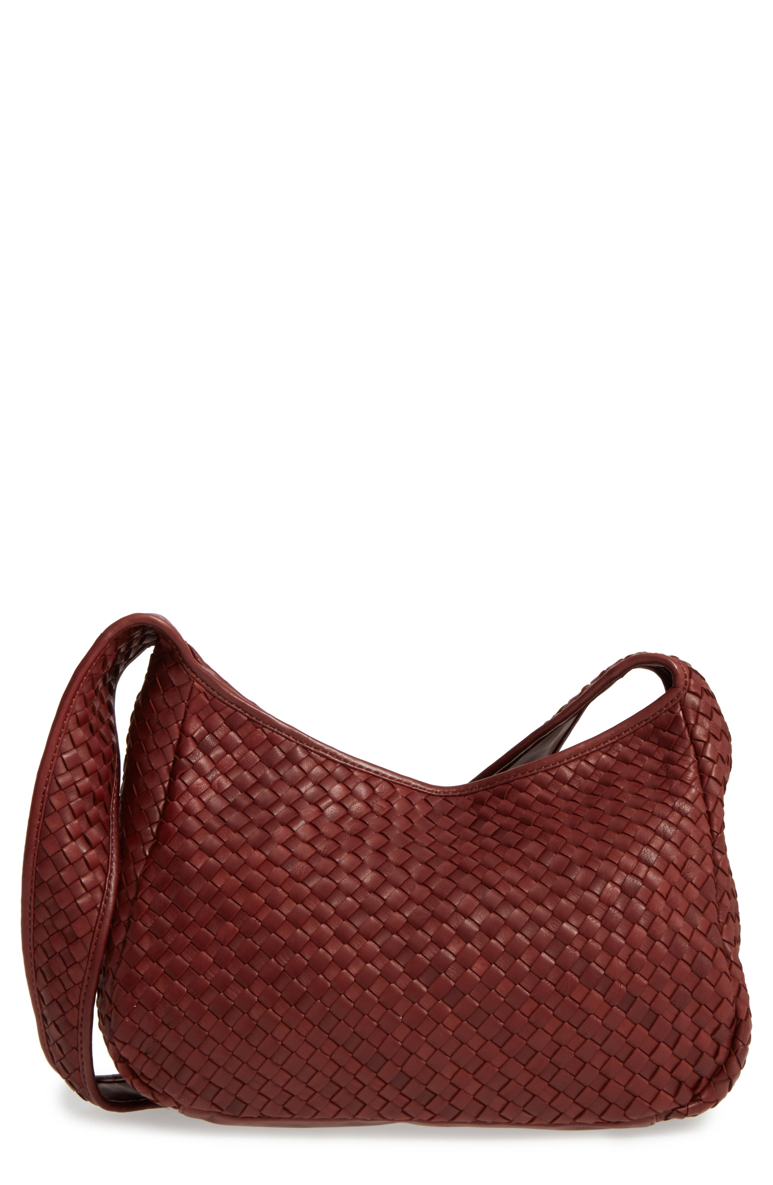 Robert Zur Small Delia Leather Hobo