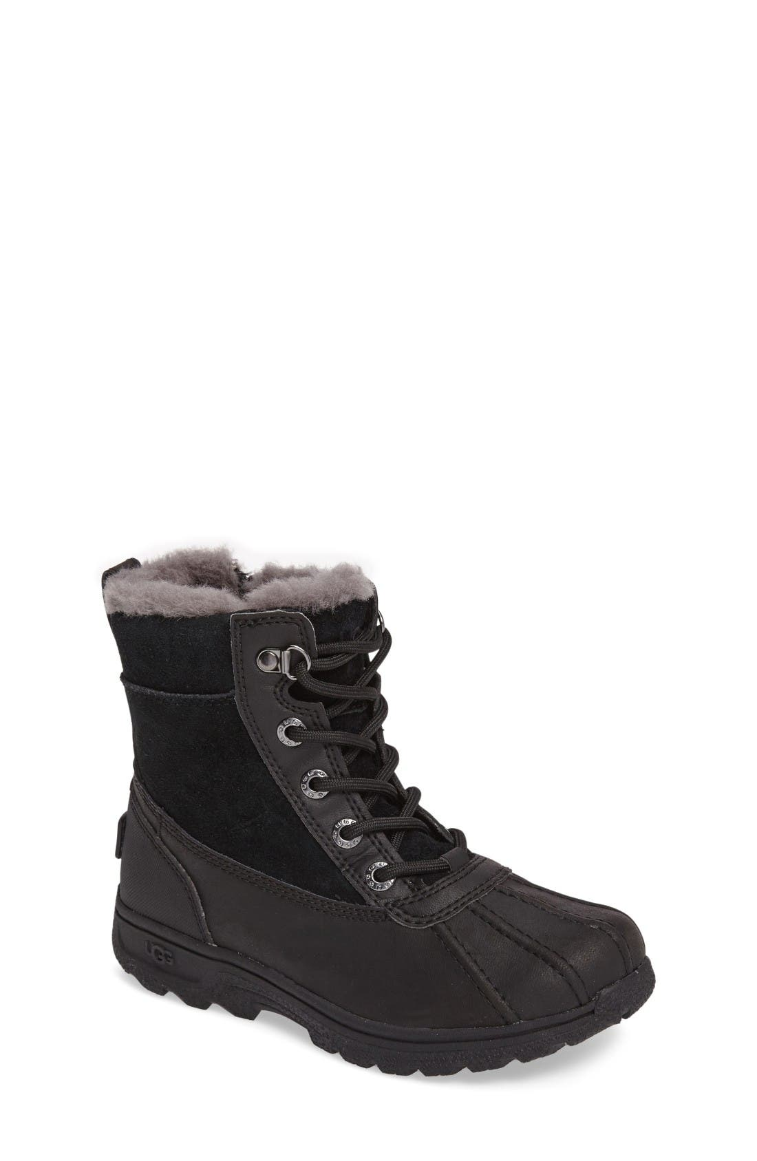 Alternate Image 1 Selected - UGG® Leggero Boot (Toddler, Little Kid & Big Kid)