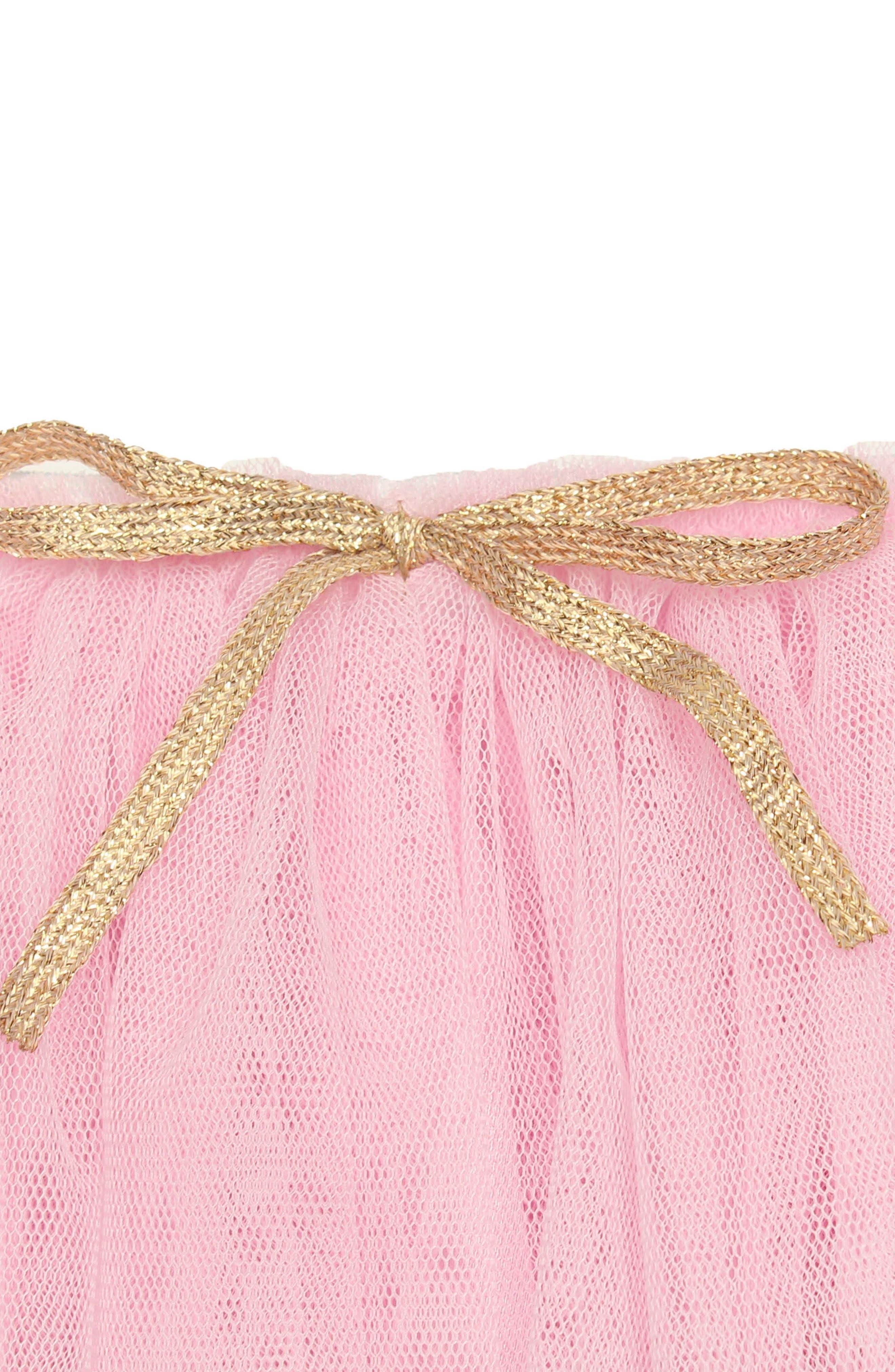 Tutu Skirt,                             Alternate thumbnail 3, color,                             Pink