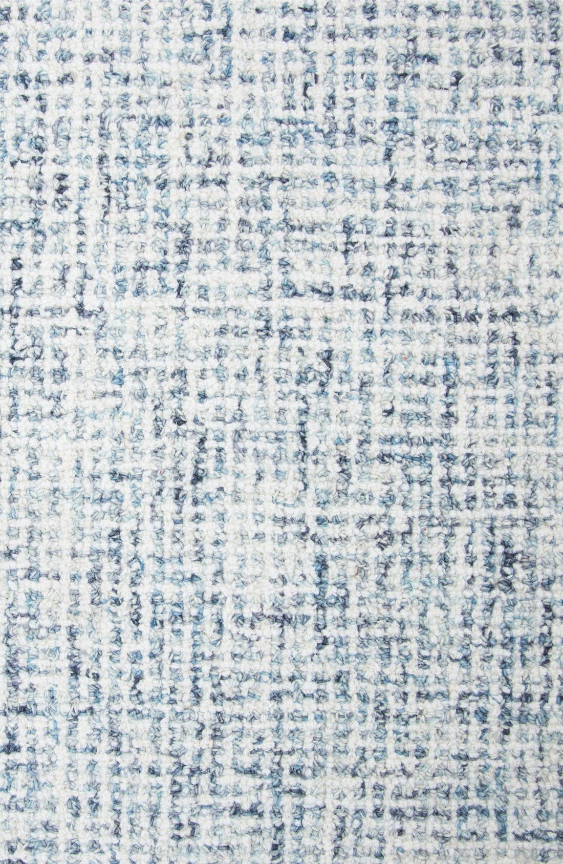 Bramble Hand Tufted Wool Area Rug,                             Alternate thumbnail 5, color,                             Blue
