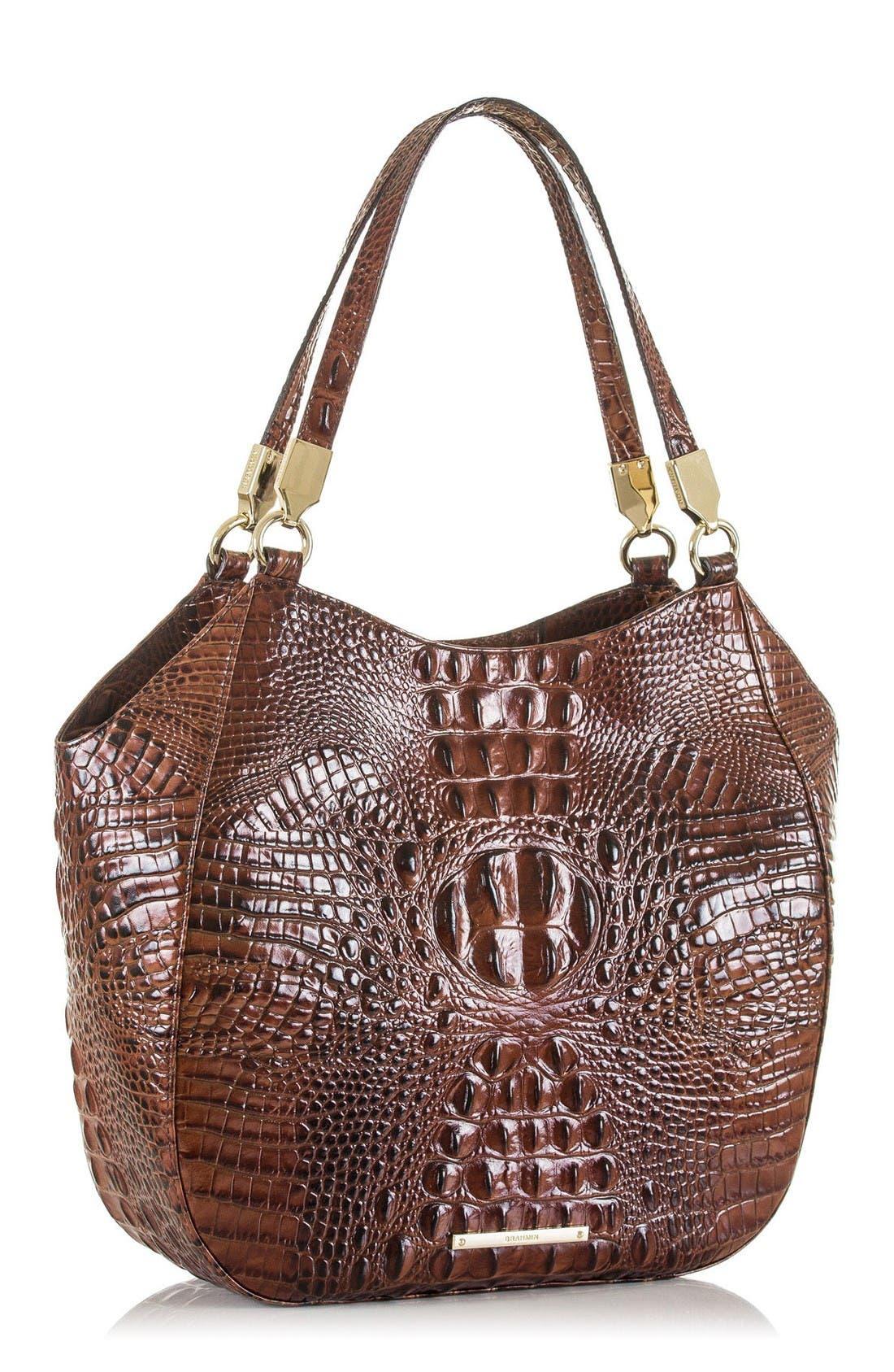 Alternate Image 8  - Brahmin Melbourne Marianna Leather Tote
