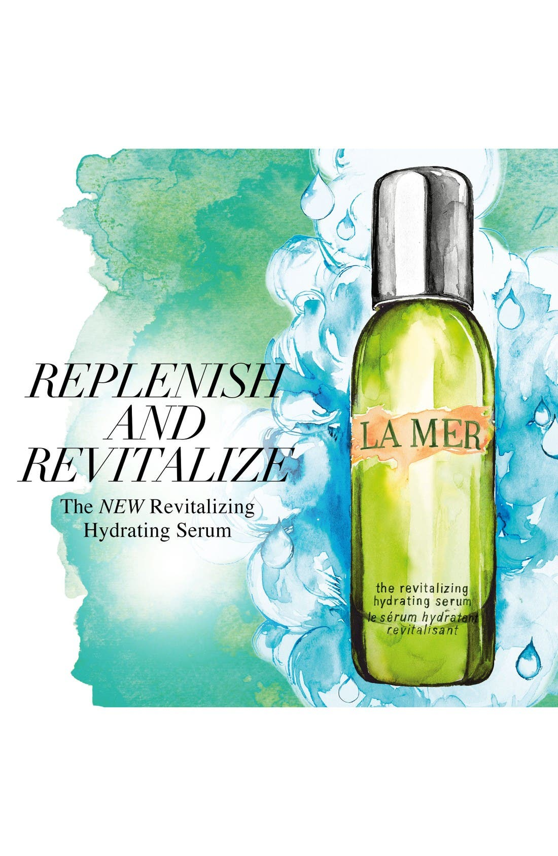 The Revitalizing Hydrating Serum,                             Alternate thumbnail 2, color,                             No Color