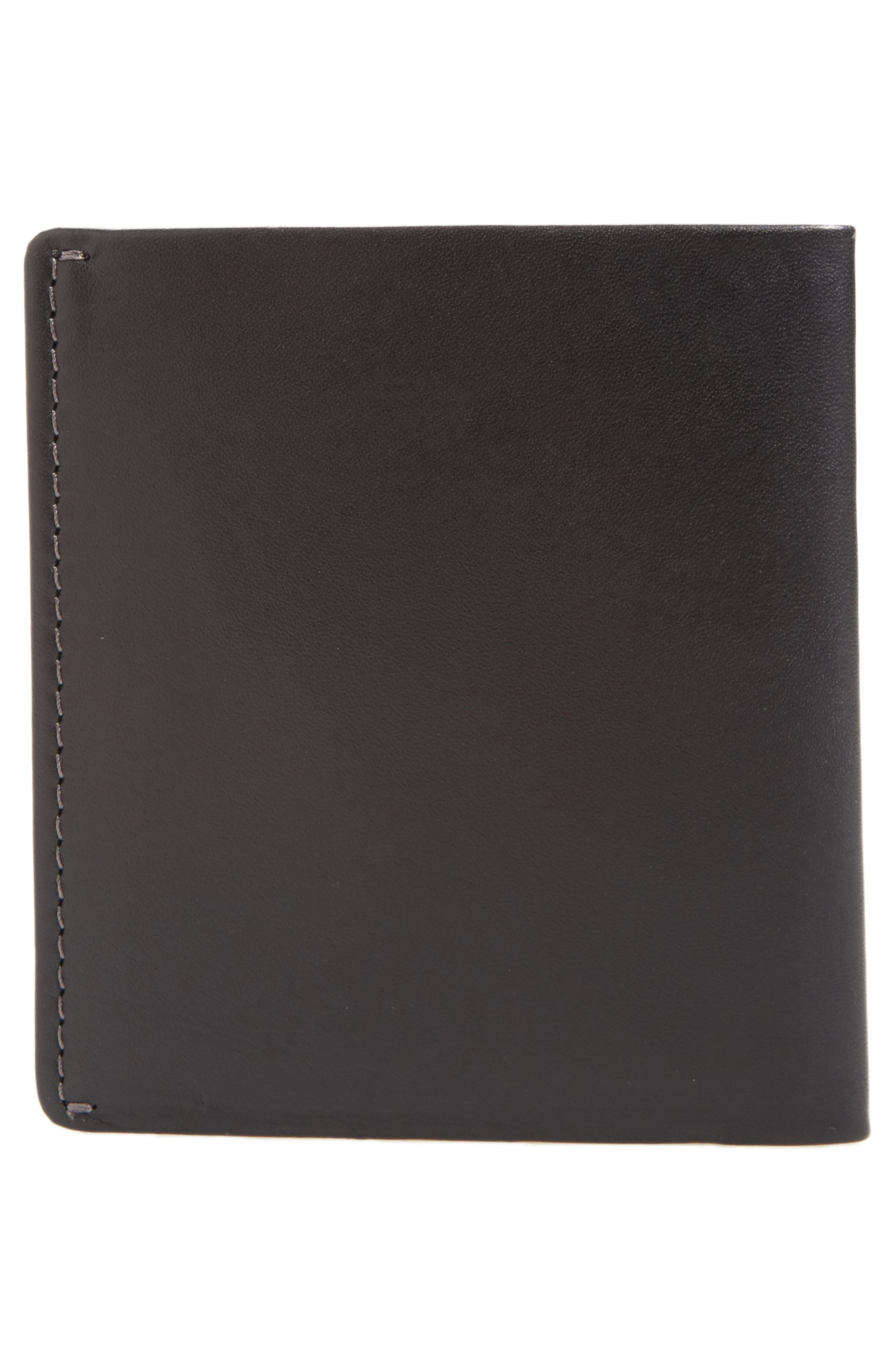 Note Sleeve Wallet,                             Alternate thumbnail 3, color,                             Black