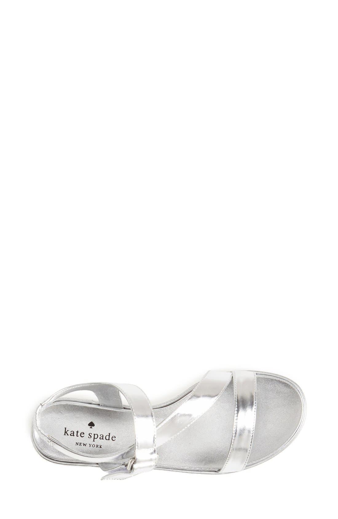 Alternate Image 2  - kate spade new york 'mckee' leather sandal (Women)
