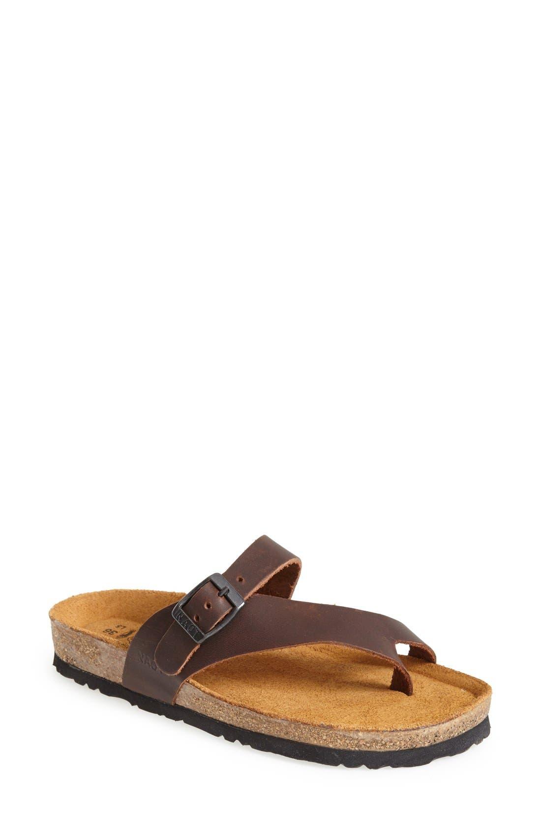 Naot 'Tahoe' Sandal (Women)