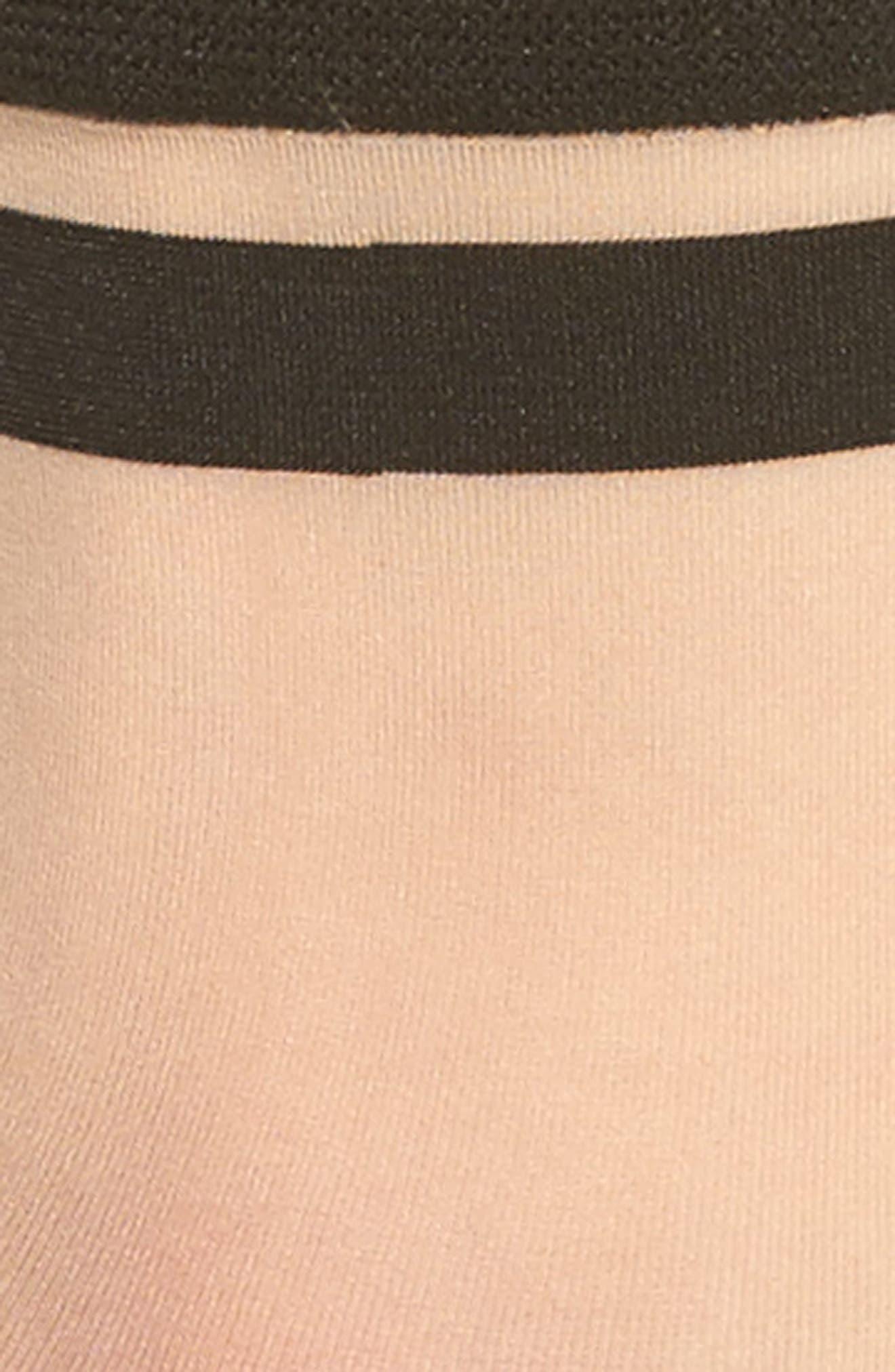 Alternate Image 2  - DKNY 2-Pack Sheer Ankle Socks