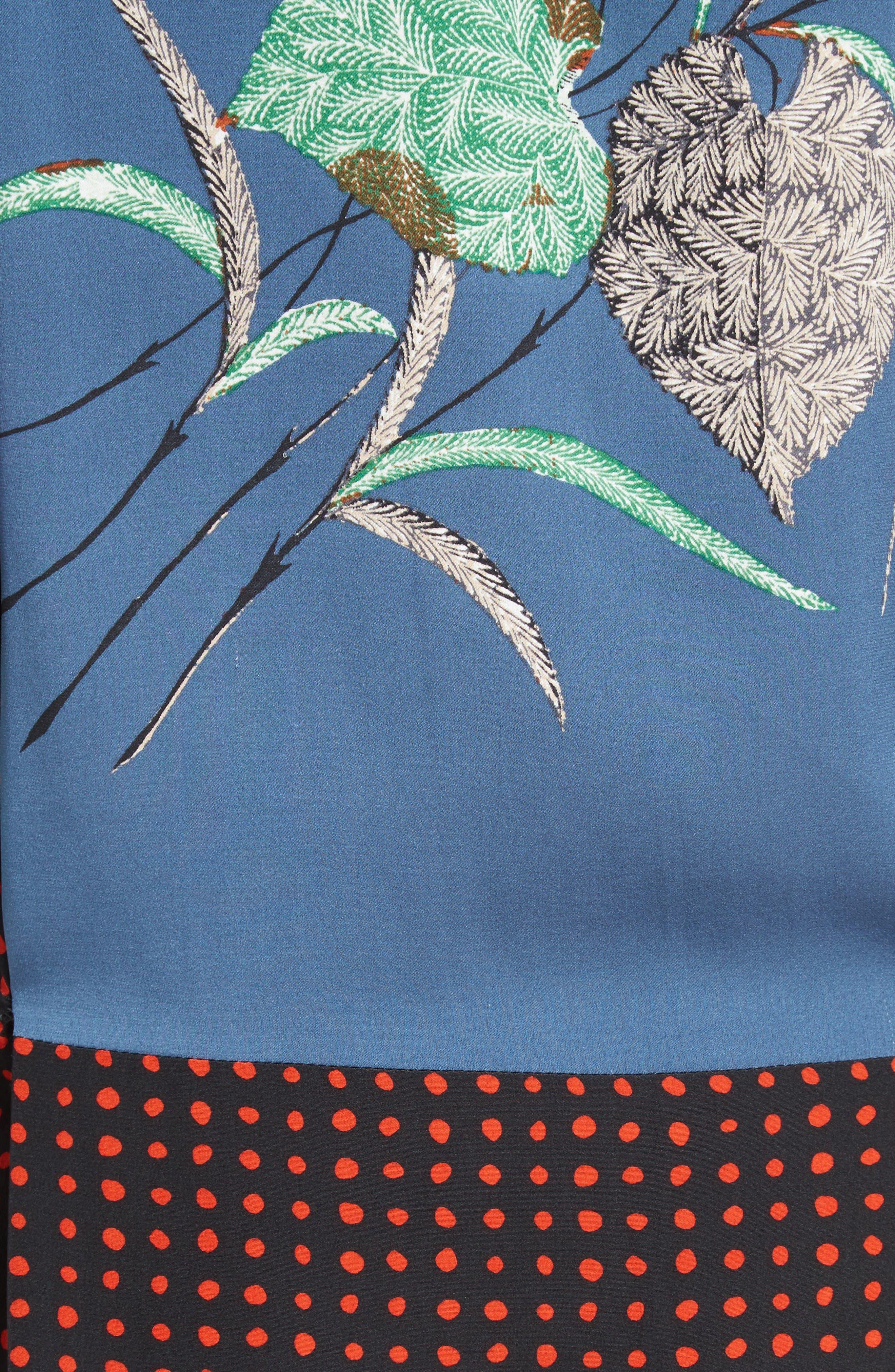 Alternate Image 5  - Diane von Furstenberg Faux Wrap Dress