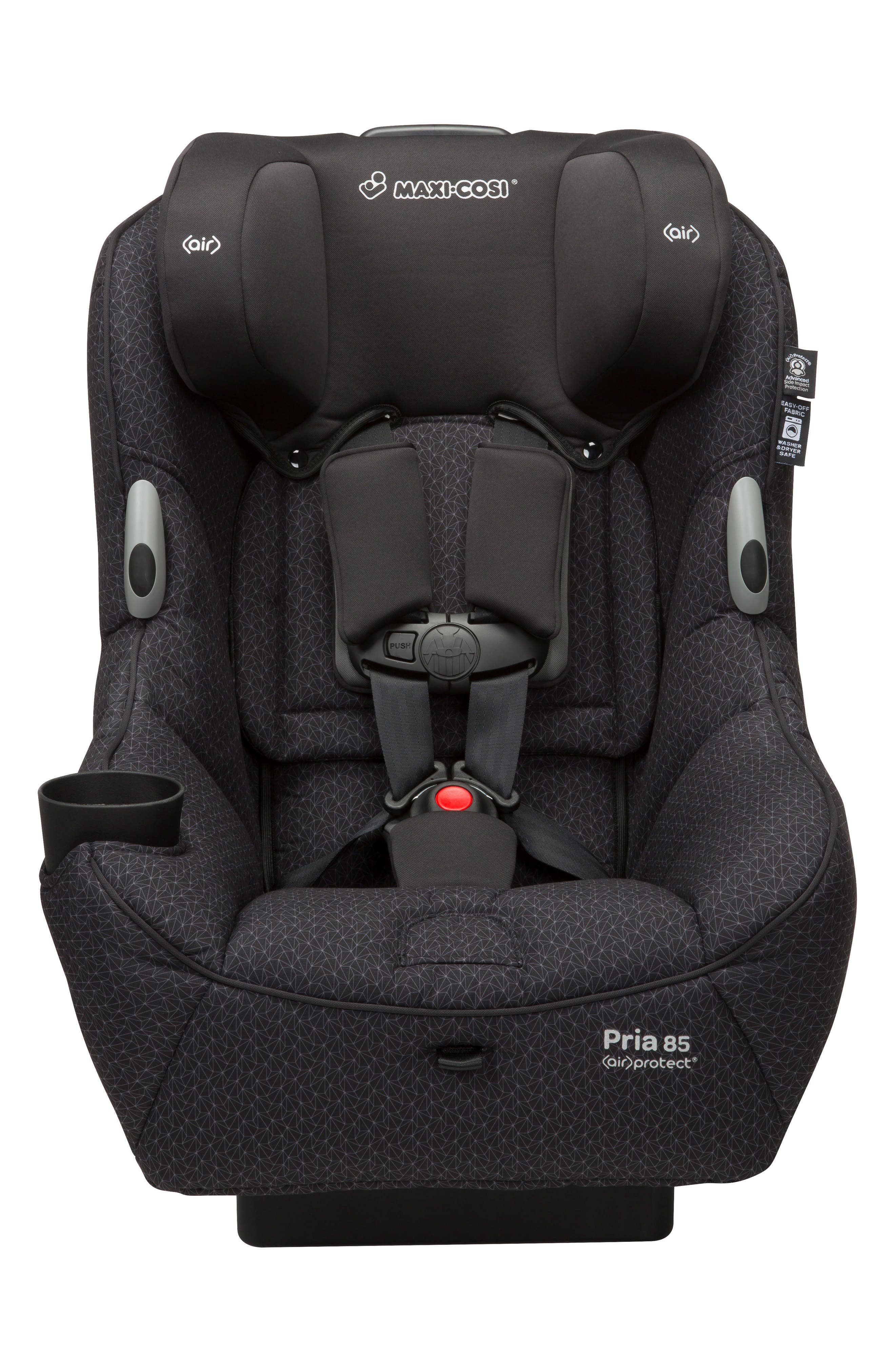 Pria<sup>™</sup> 85 Black Crystal Special Edition Car Seat,                         Main,                         color, Black