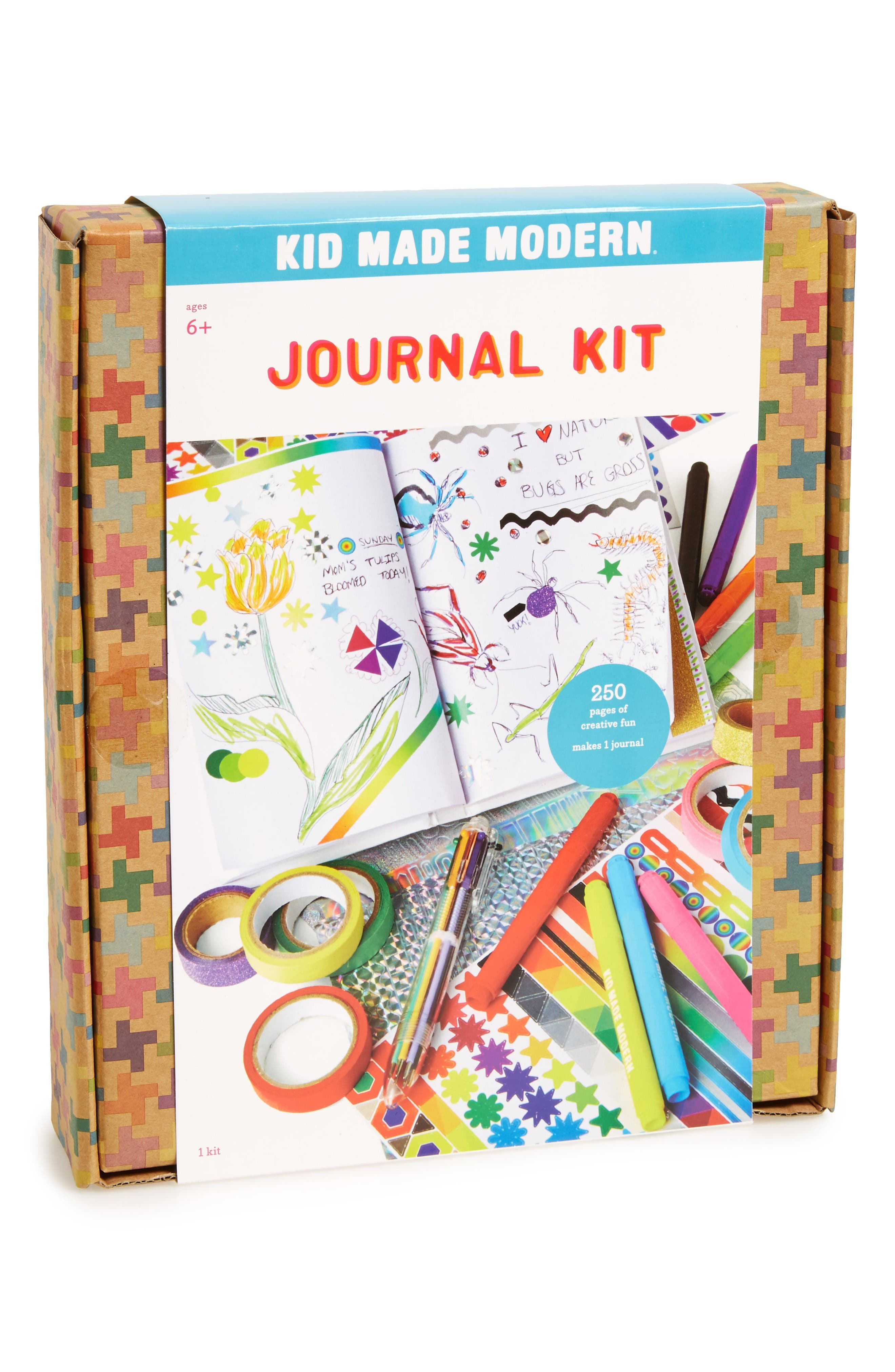 Journal Kit,                         Main,                         color, Multi