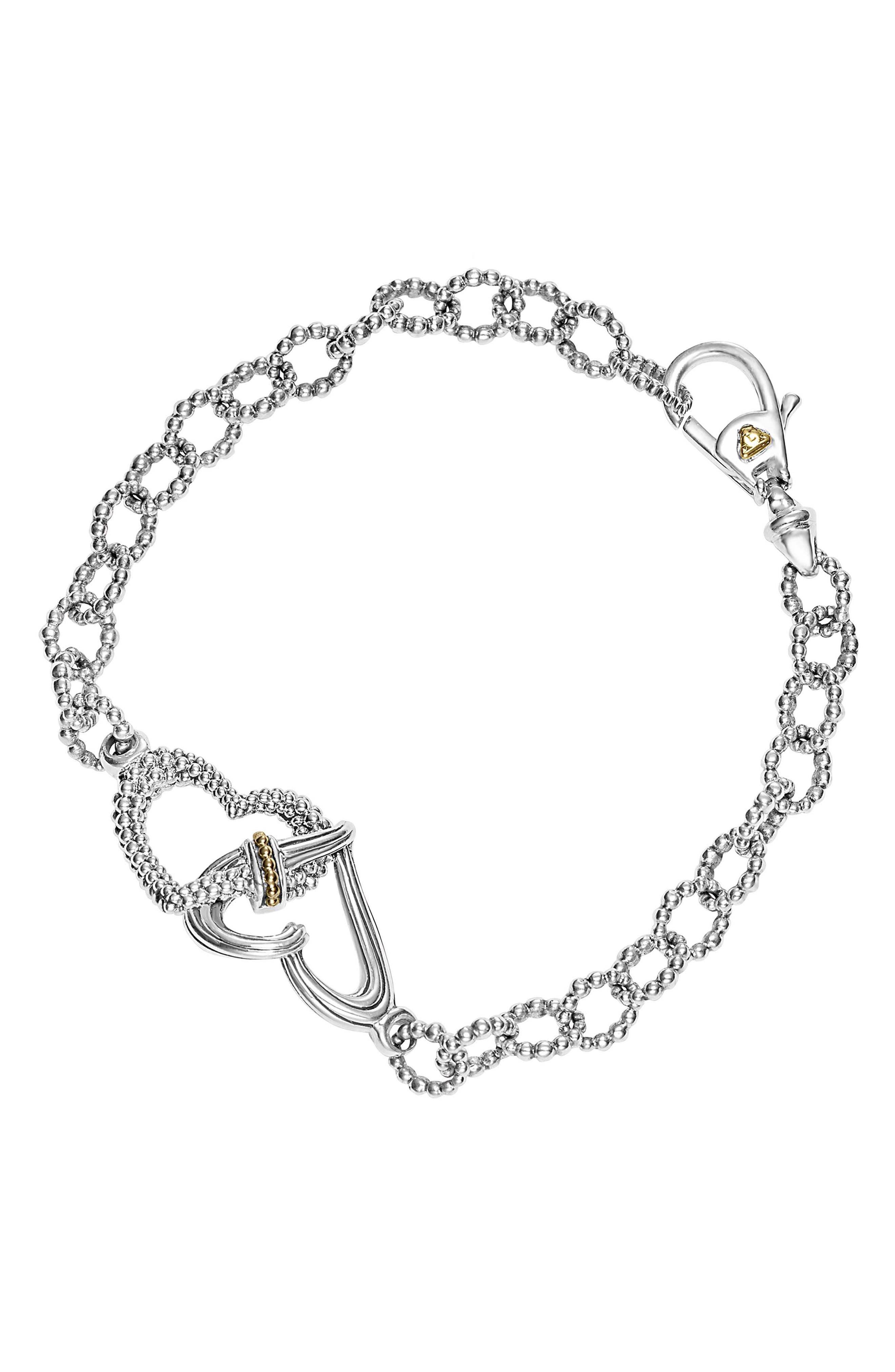 Alternate Image 1 Selected - LAGOS Beloved Link Bracelet