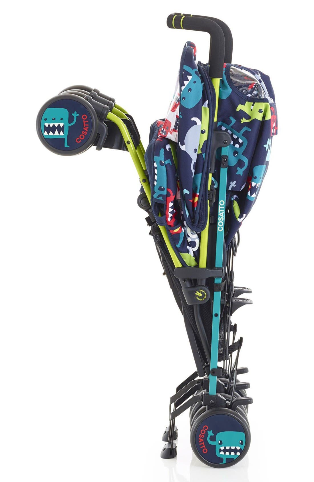 Alternate Image 3  - Cosatto Supa Dupa Cuddle Monster Double Stroller