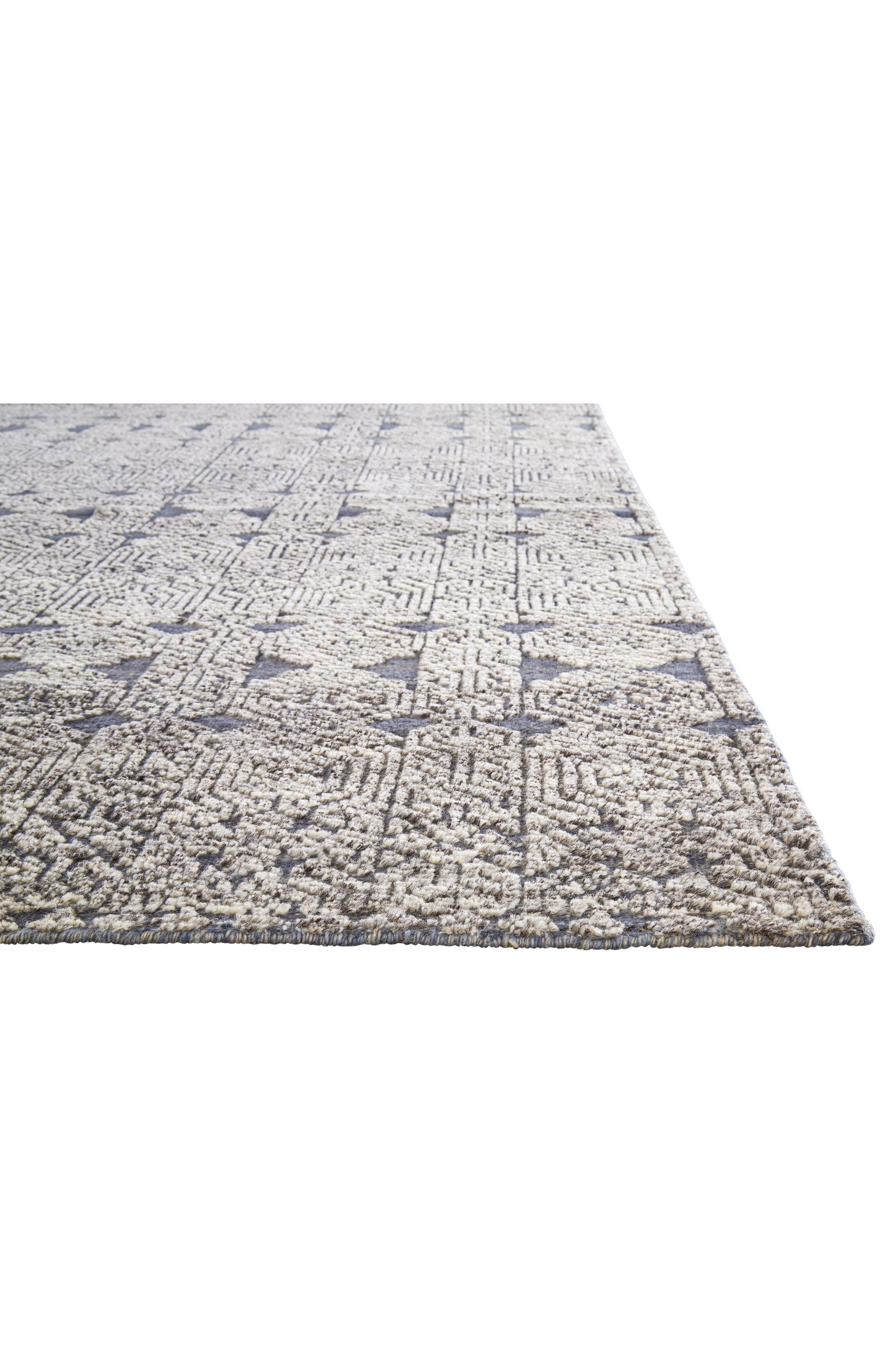 Festival Rug,                             Alternate thumbnail 2, color,                             Grey/ Silver
