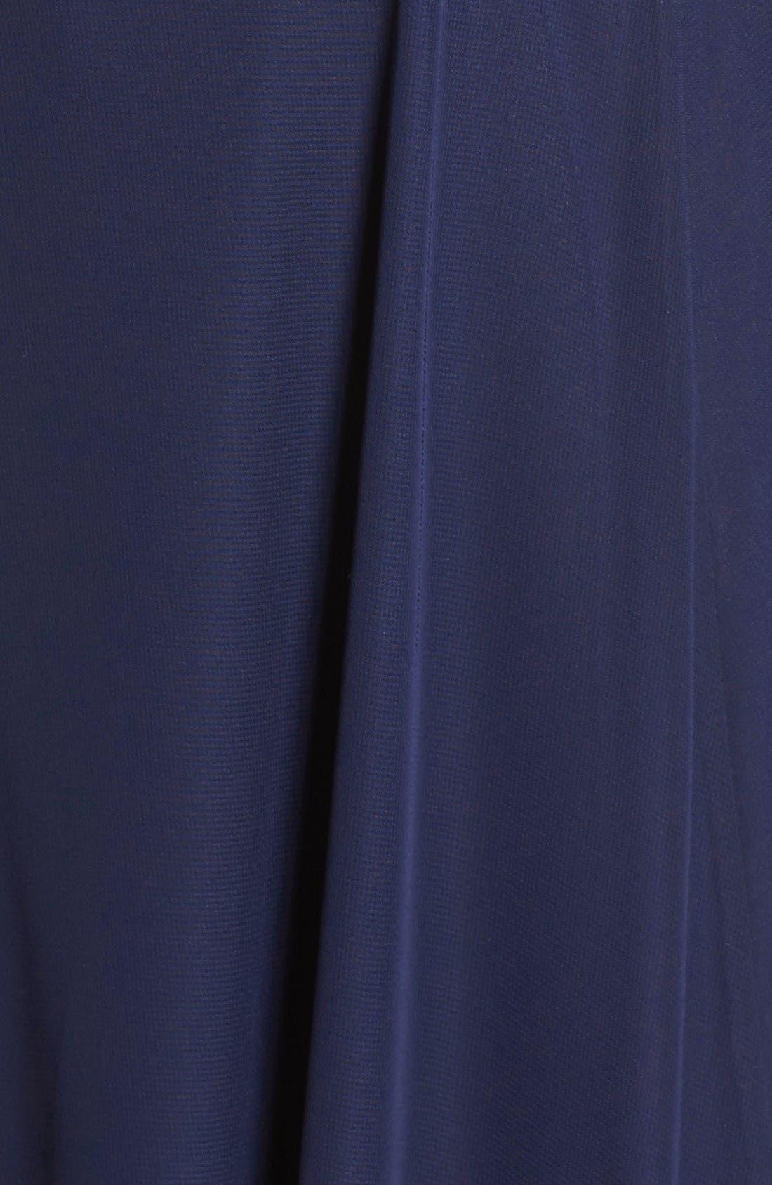 Alternate Image 5  - Lulus Embellished Lace Gown
