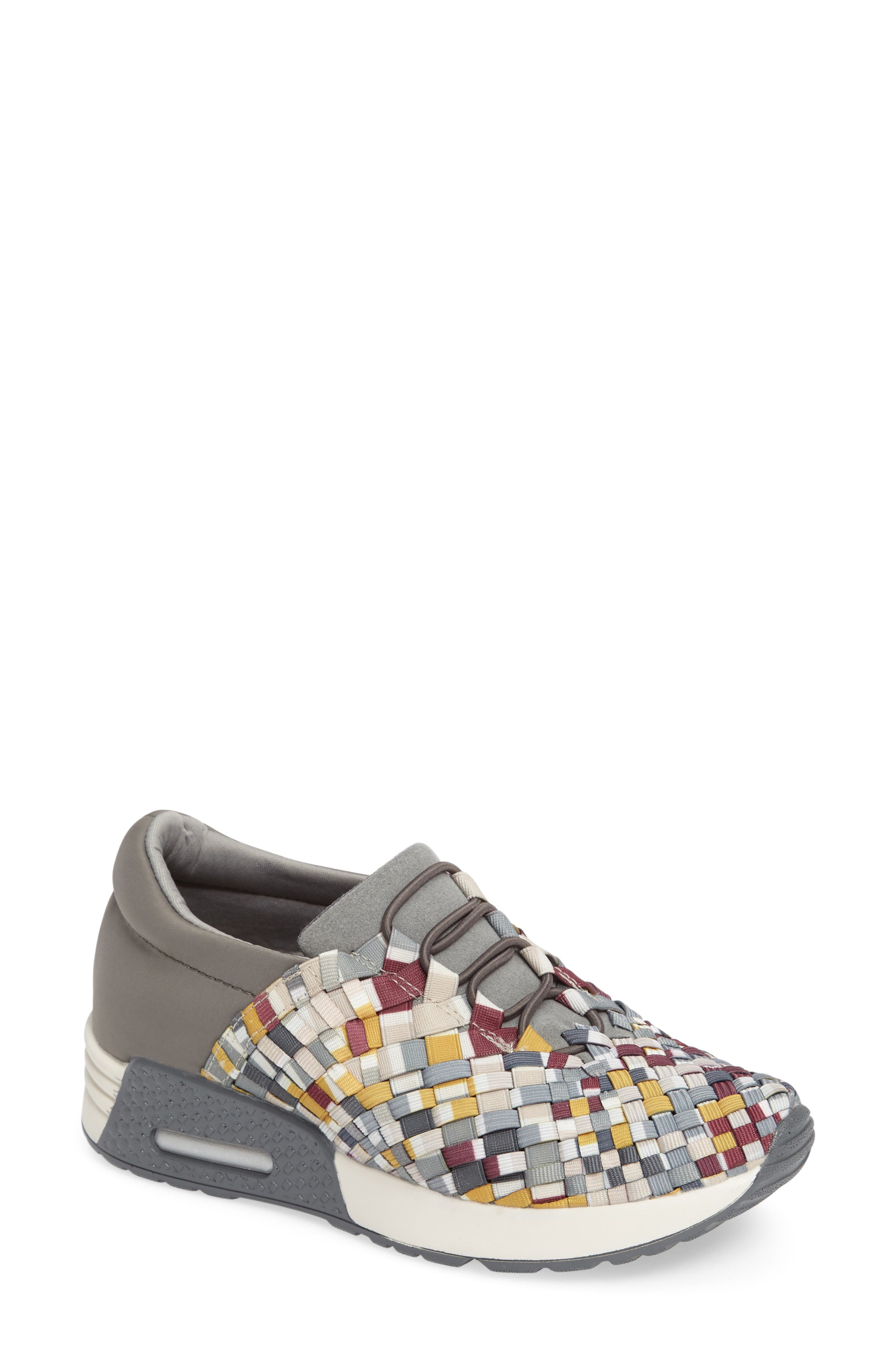 BERNIE MEV. Best Tori Woven Sneaker