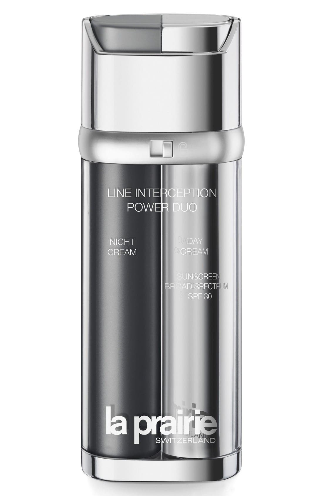 Alternate Image 2  - La Prairie Line Interception Power Duo Cream