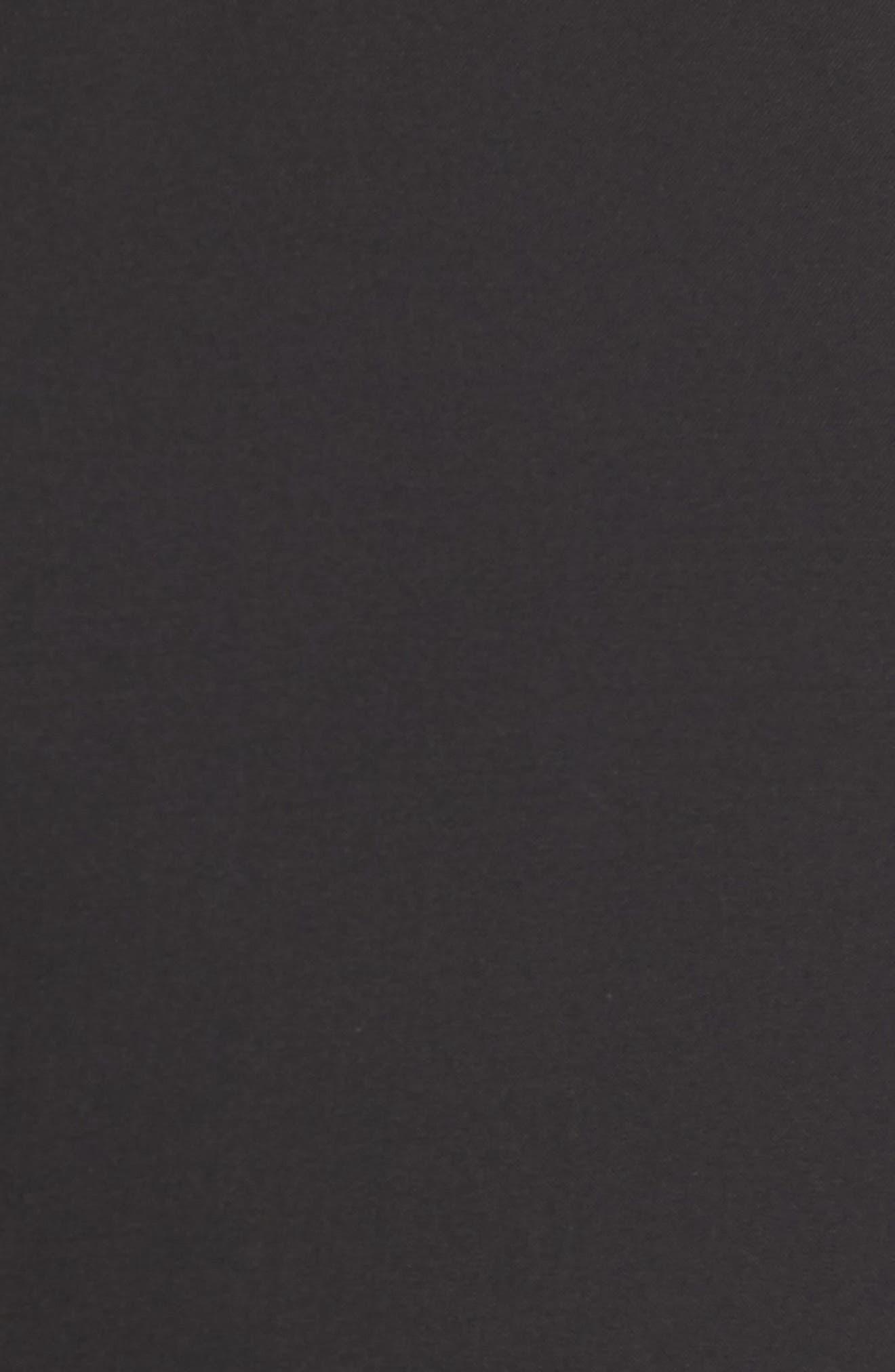 Alternate Image 5  - BOSS Dirusa Sleeveless Stretch Wool Sheath Dress