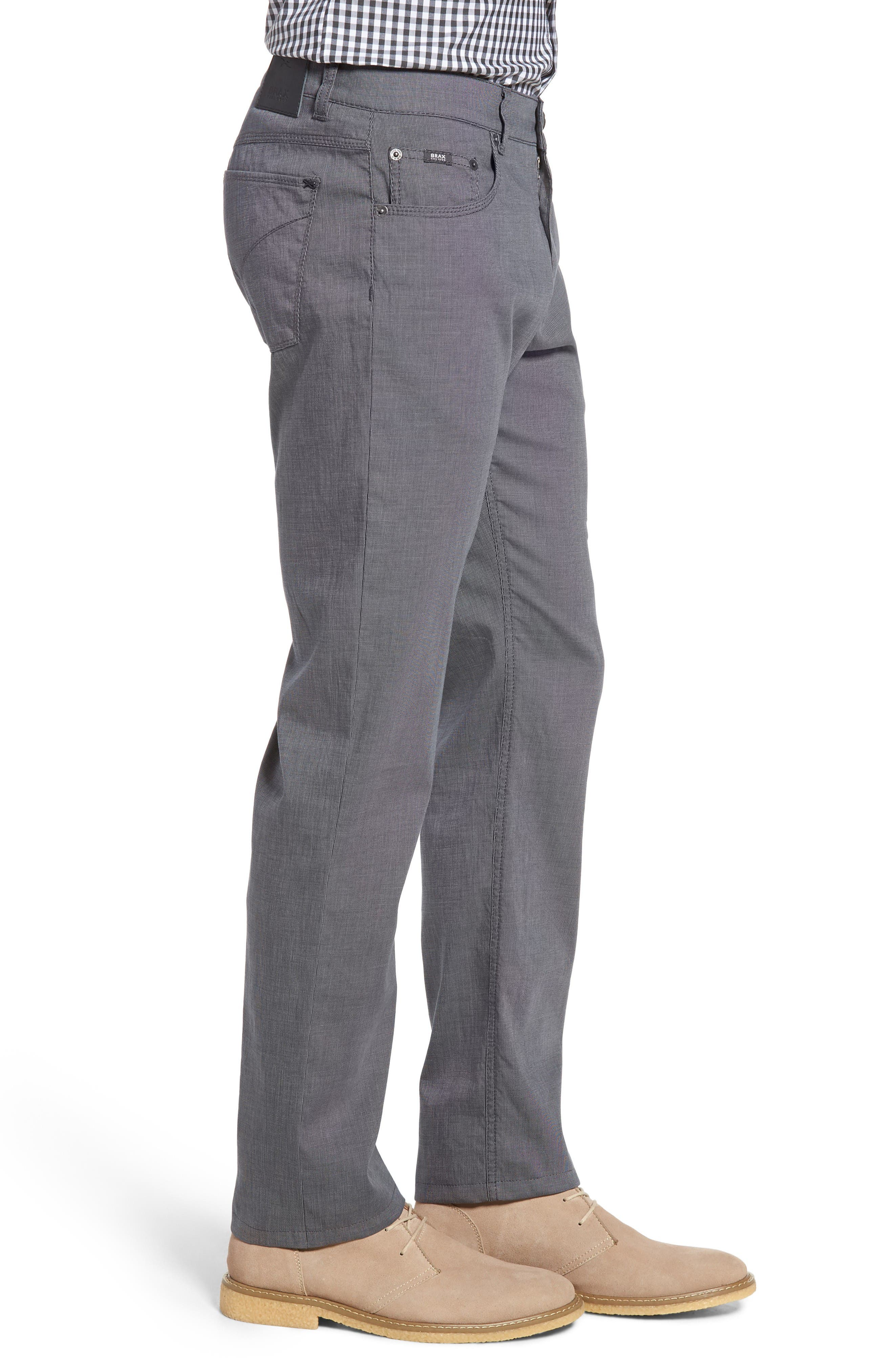 Sensation Stretch Trousers,                             Alternate thumbnail 3, color,                             Graphite