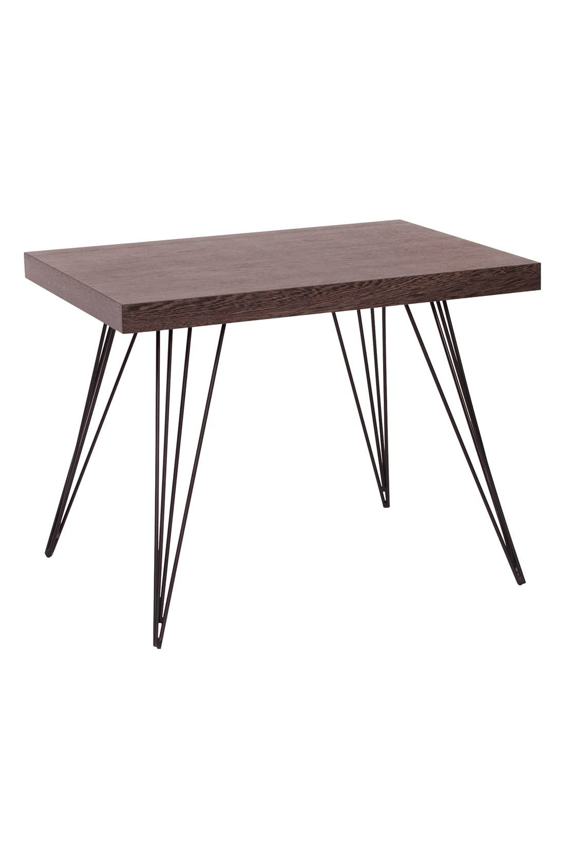 Alternate Image 1 Selected - Howard Elliott Collection Black Ash & Wire Side Table