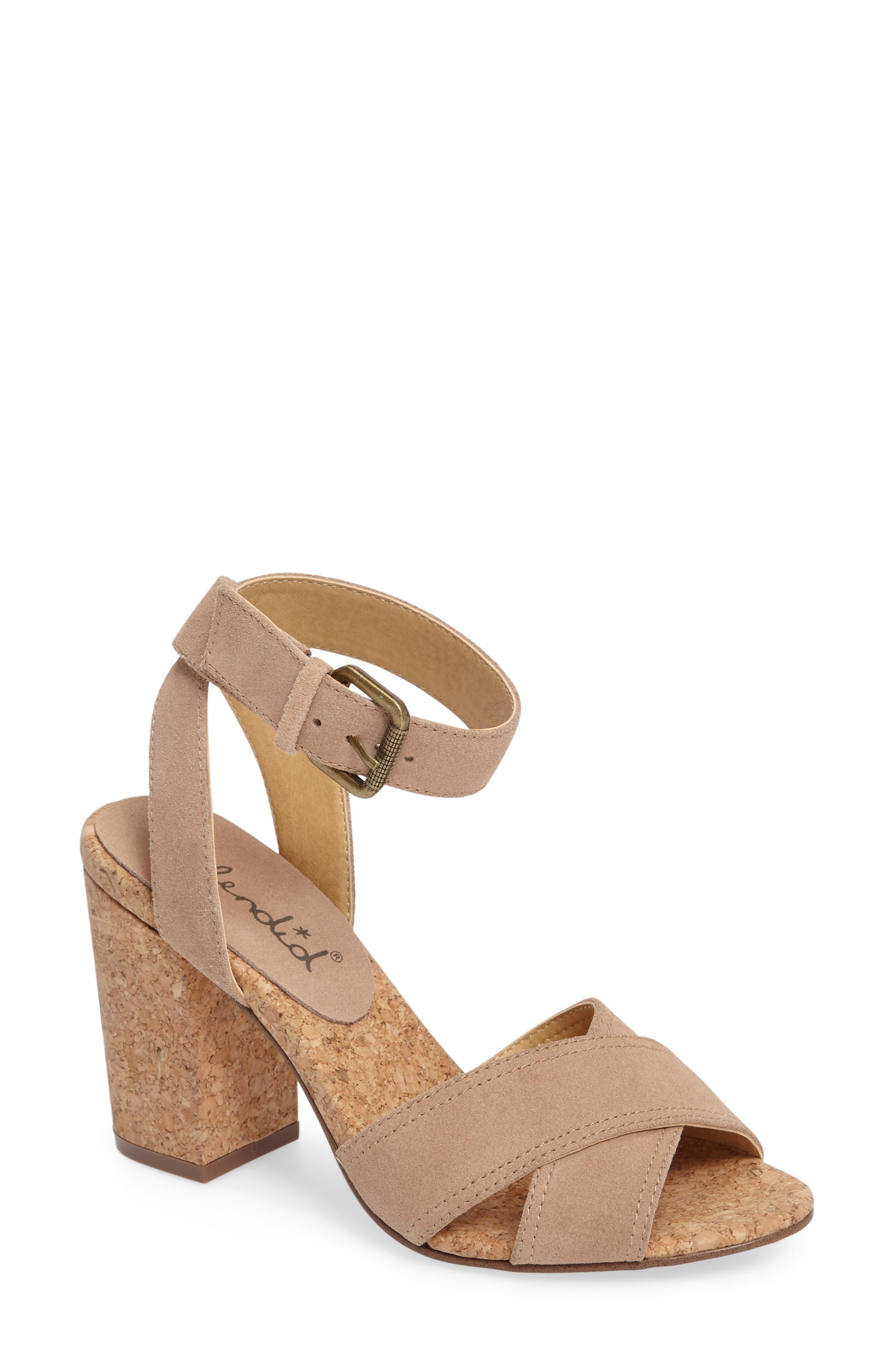 Splendid Birdie Strappy Sandal (Women)