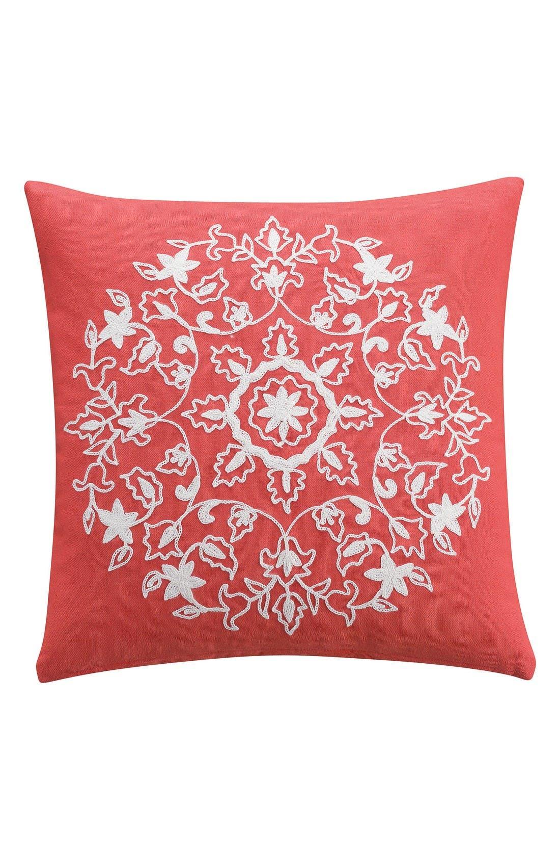 KAS Designs Casbah Medallion Pillow