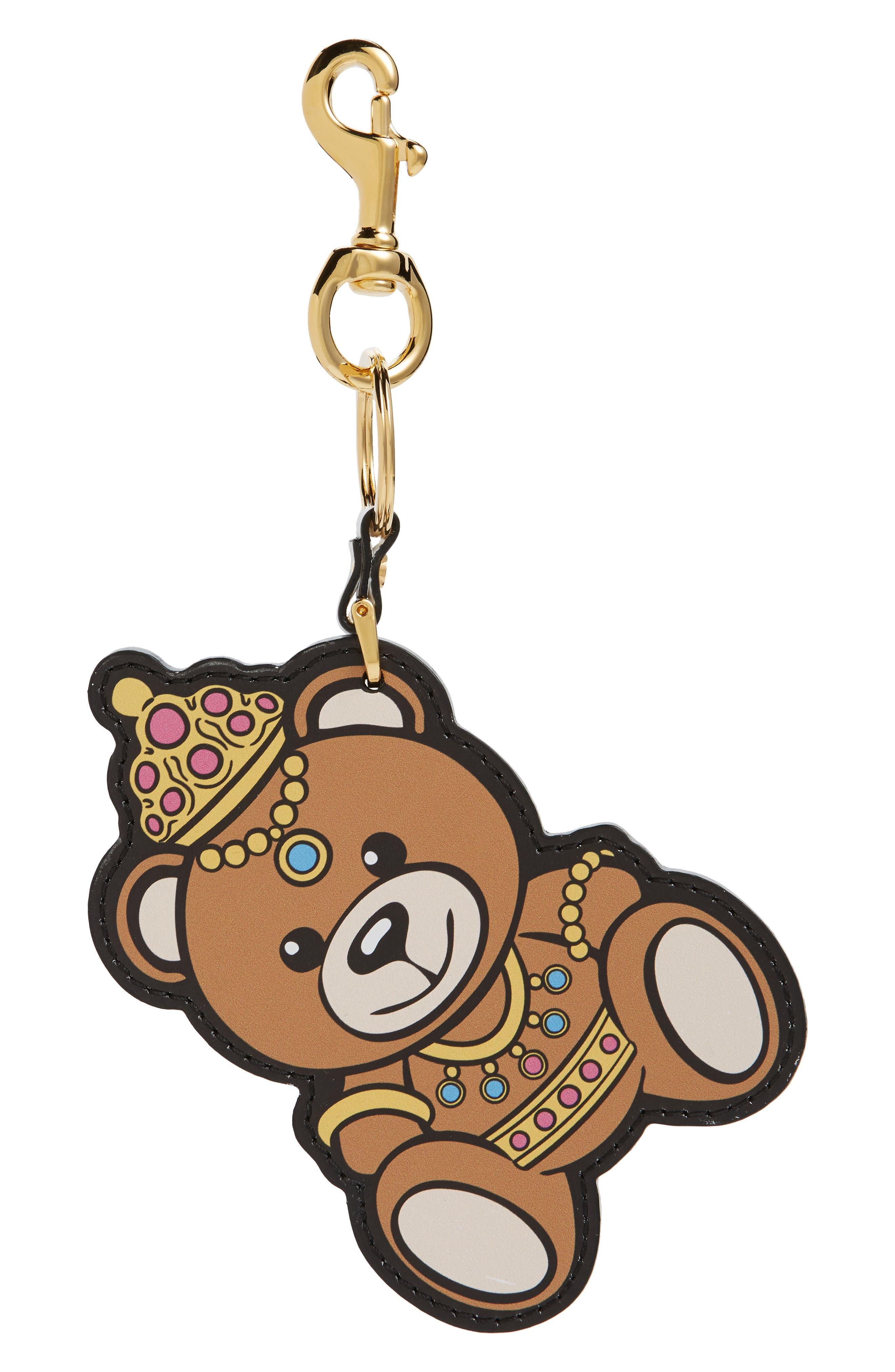 Alternate Image 1 Selected - Moschino Teddy Bear Bag Charm
