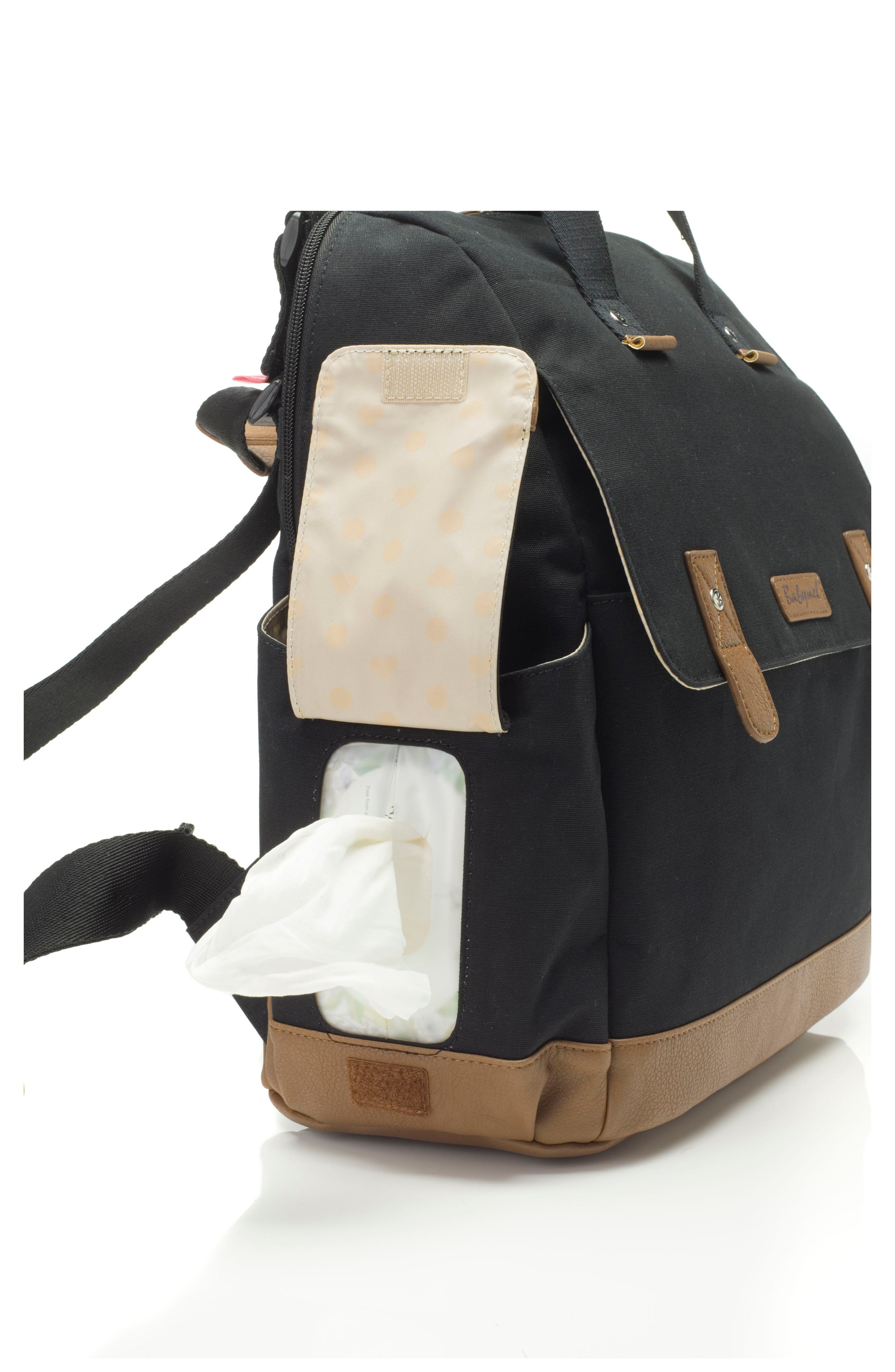 Alternate Image 7  - Babymel Robyn Convertible Diaper Backpack