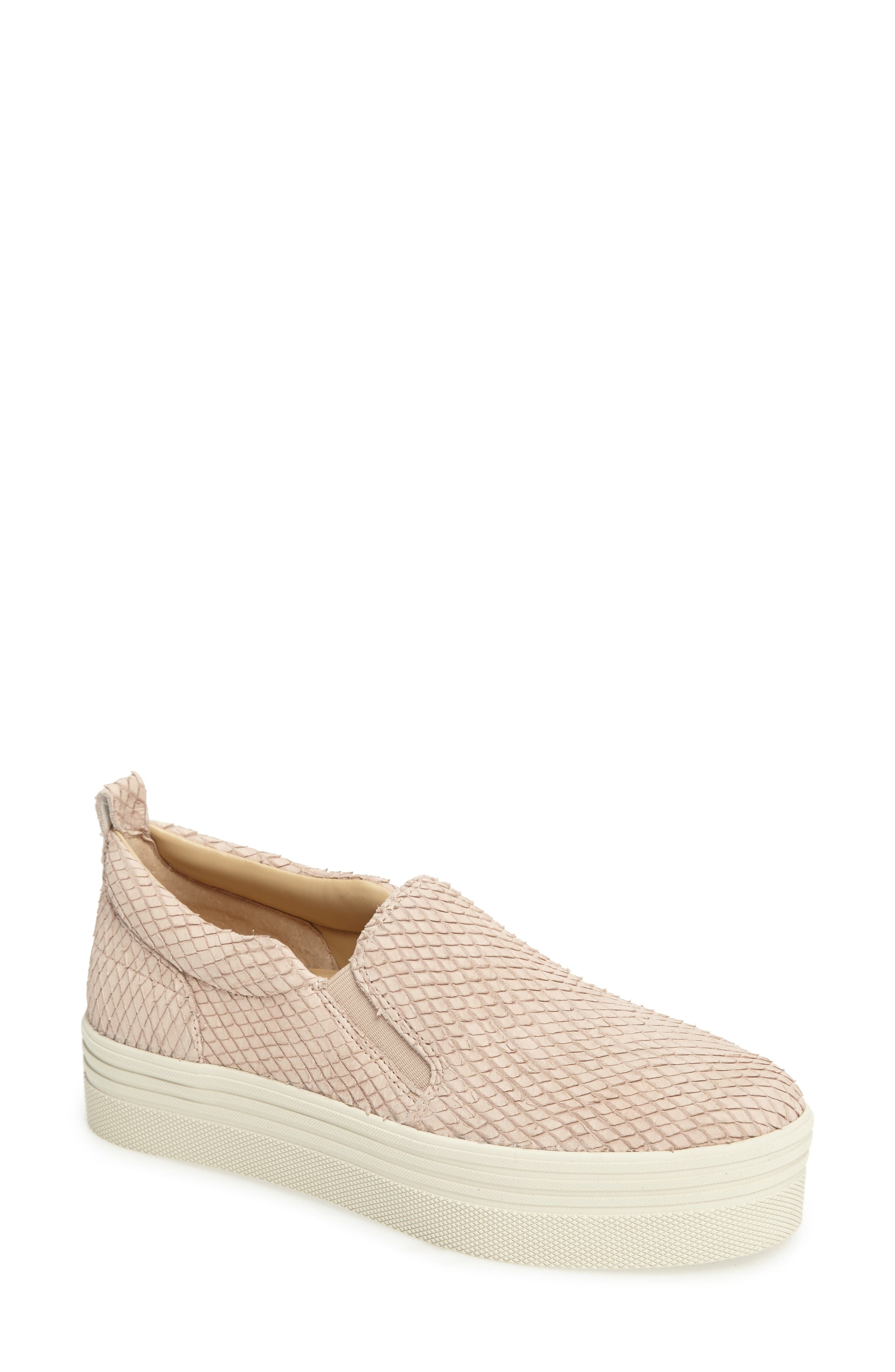 Alternate Image 1 Selected - Marc Fisher LTD Elise Platform Sneaker (Women)