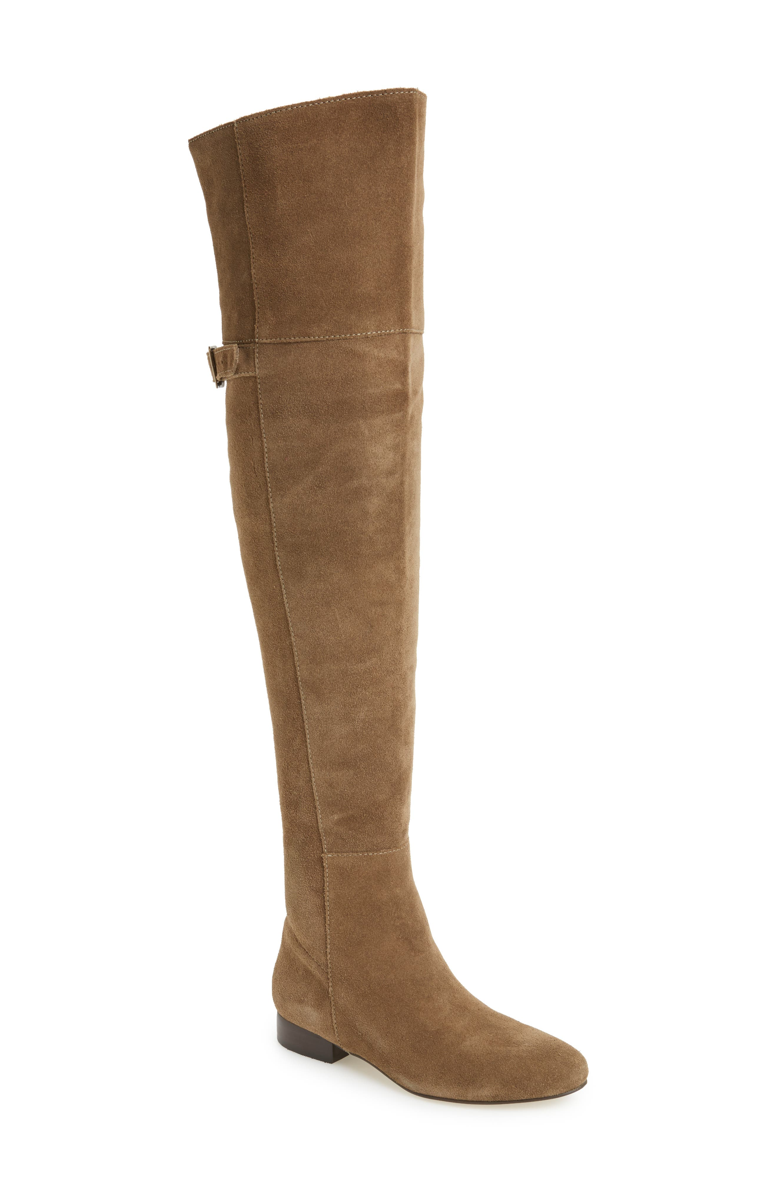 Alternate Image 1 Selected - Matisse x Amuse Society Ashley Over the Knee Boot (Women)