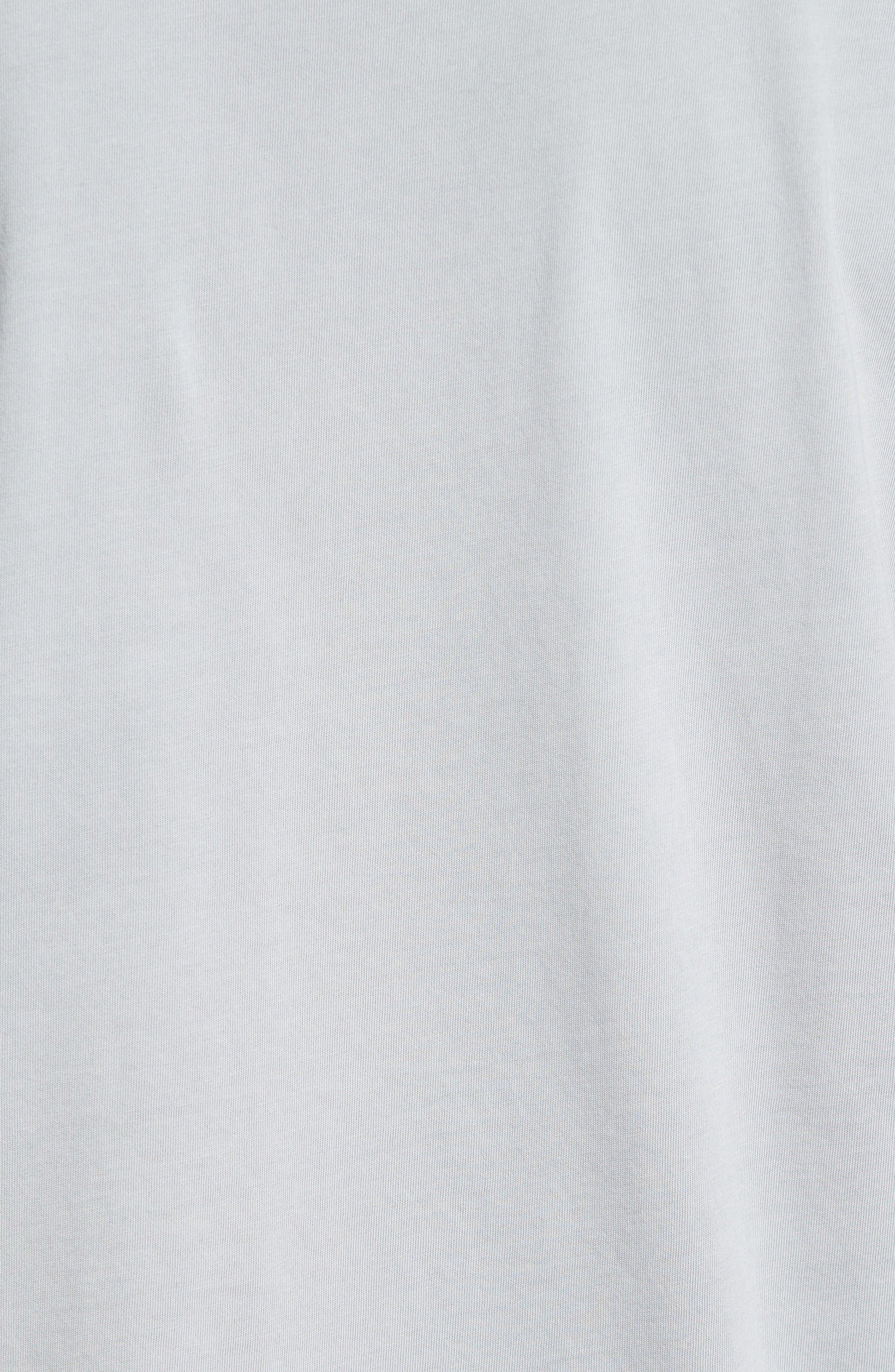 Alternate Image 5  - Billy Reid Crewneck T-Shirt
