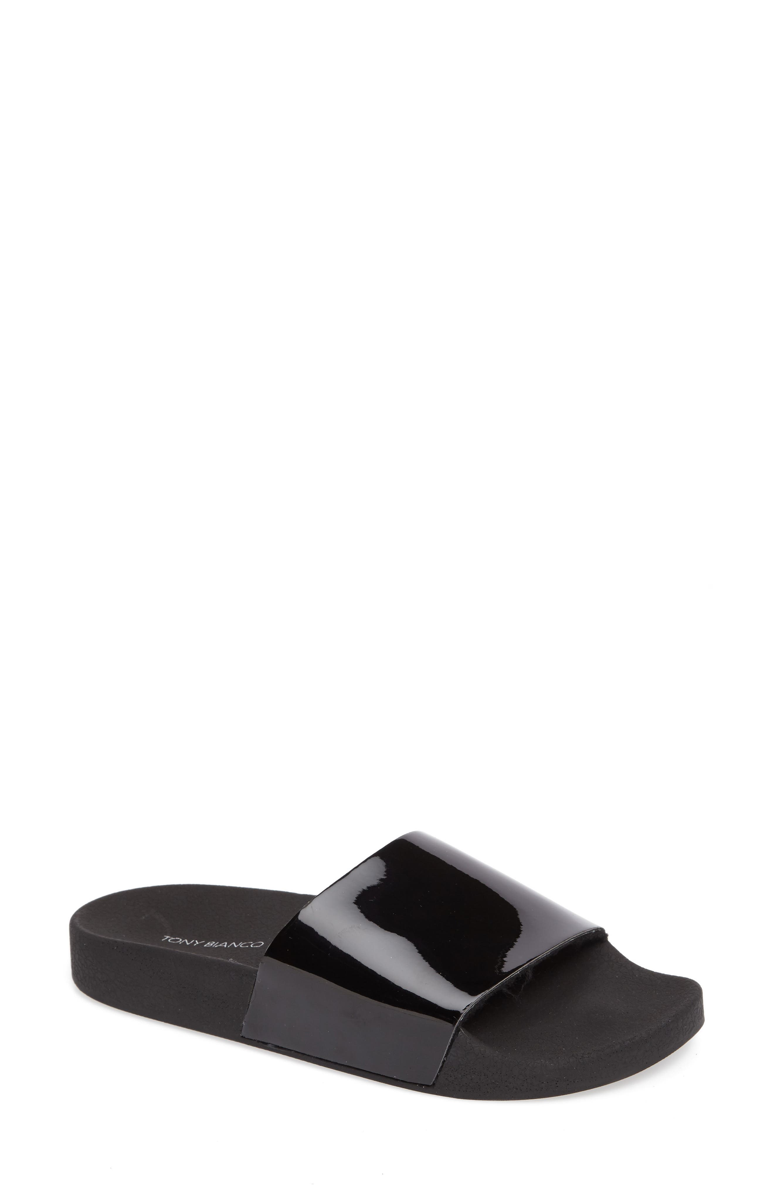 Tony Bianco Slide Sandal (Women)