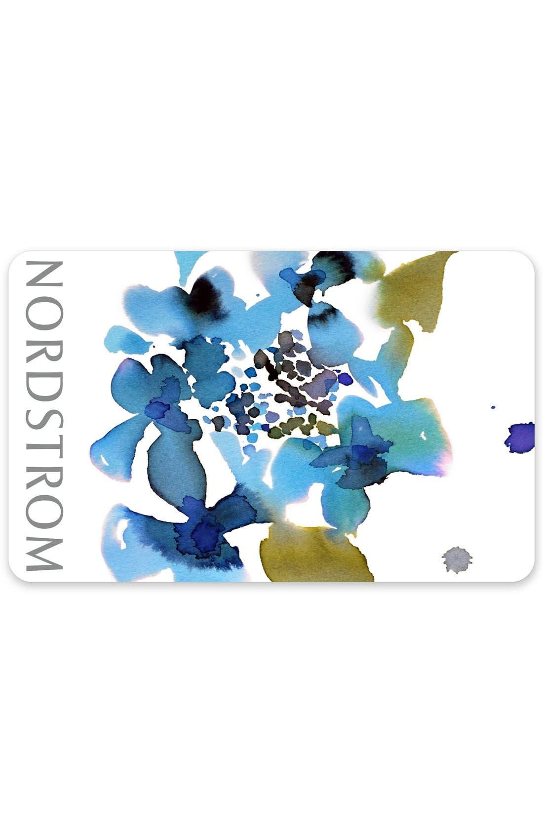Nordstrom Spring Blooms Gift Card