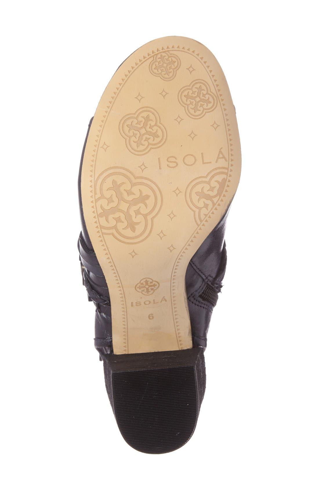 Alternate Image 4  - Isolá Leonora Strappy Block Heel Sandal (Women)