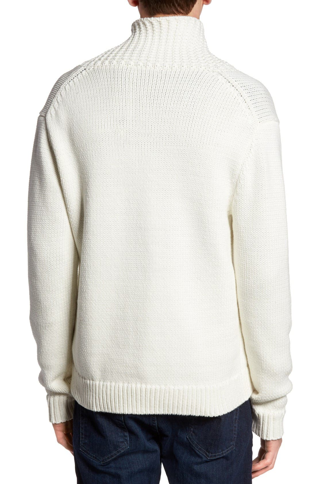 Alternate Image 2  - French Connection Flux Sweater