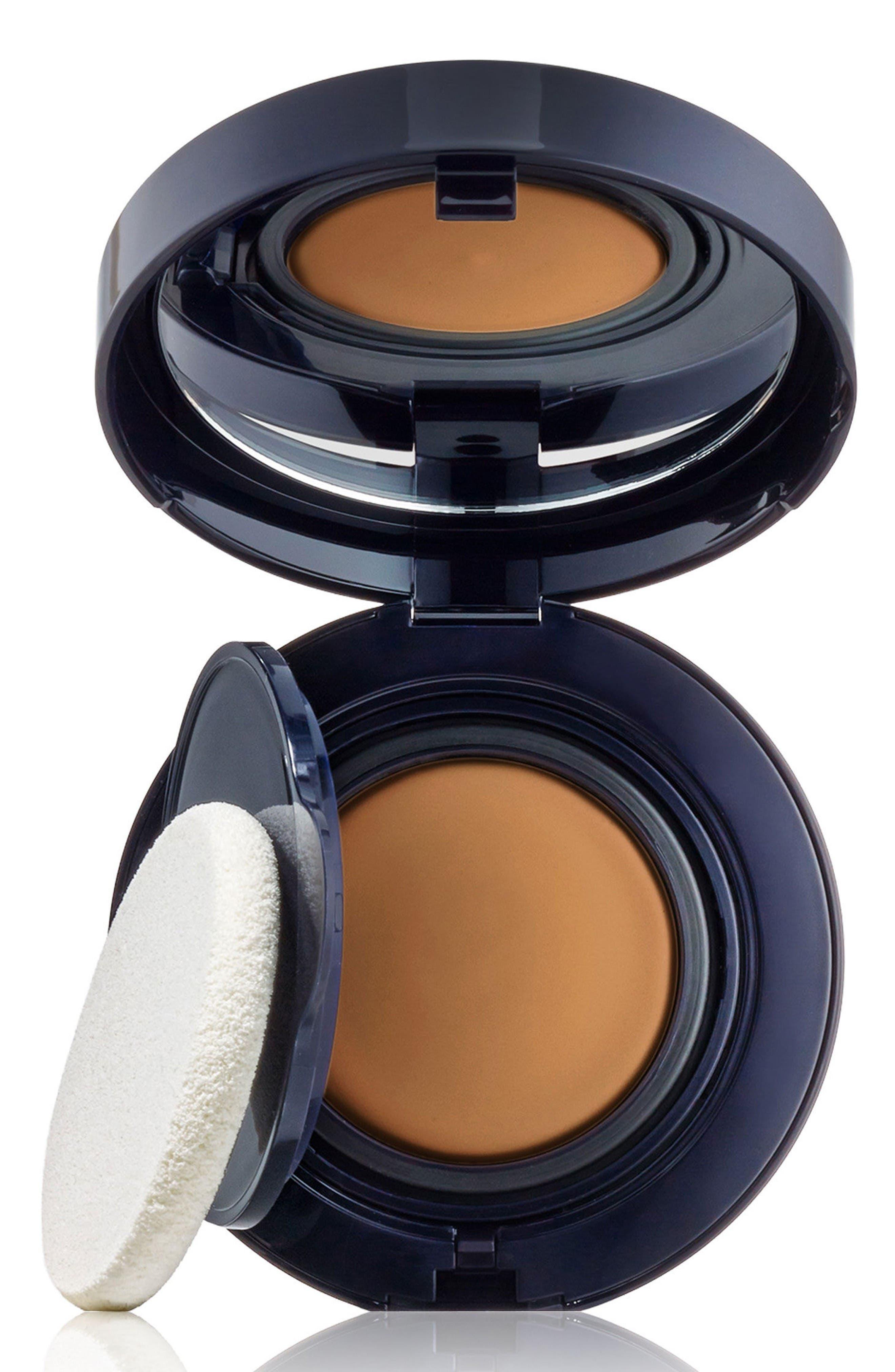 Perfectionist Serum Compact Makeup,                             Main thumbnail 1, color,                             5W2 Rich Caramel