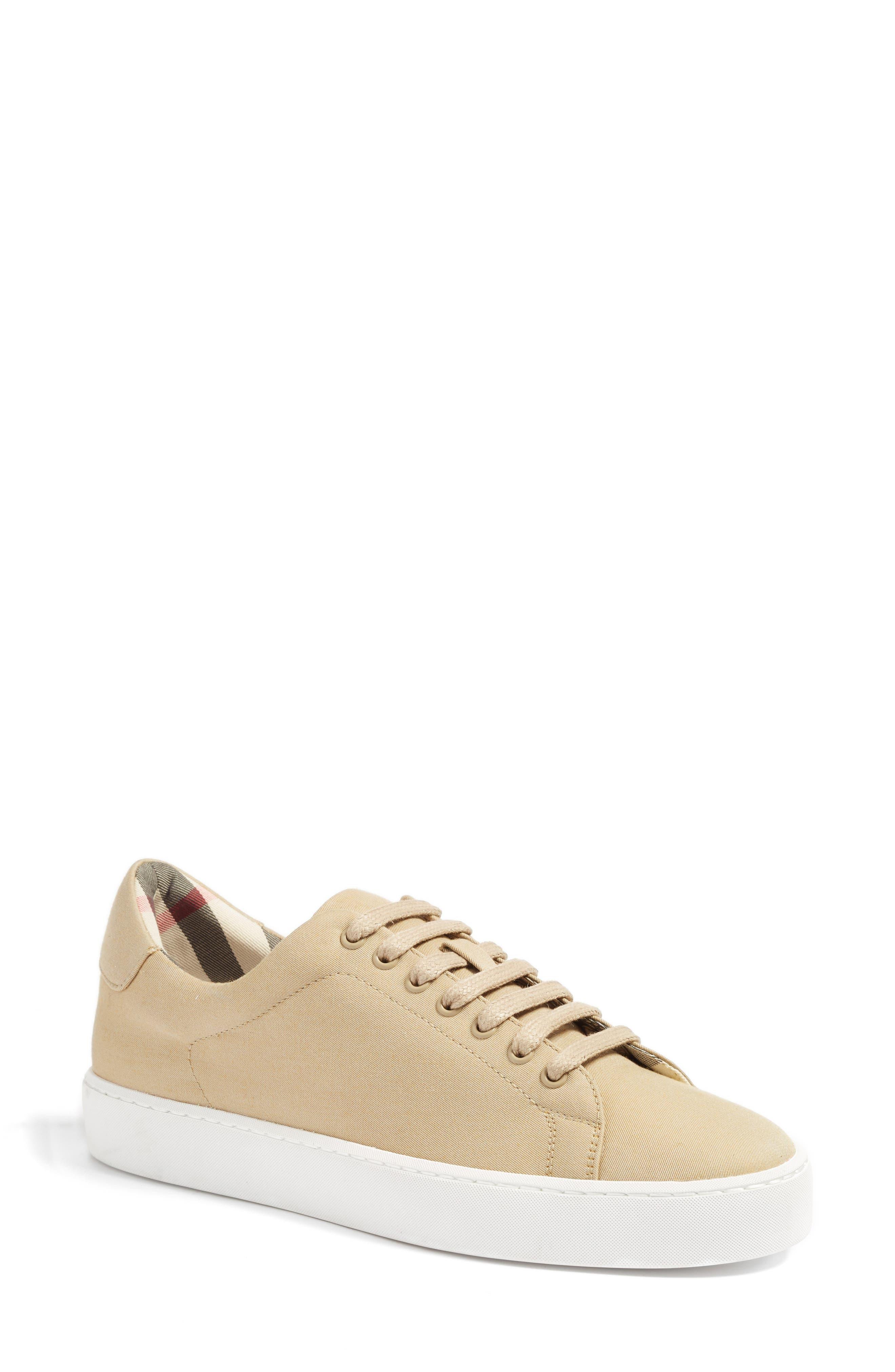 Alternate Image 1 Selected - Burberry Westford Sneaker (Women)