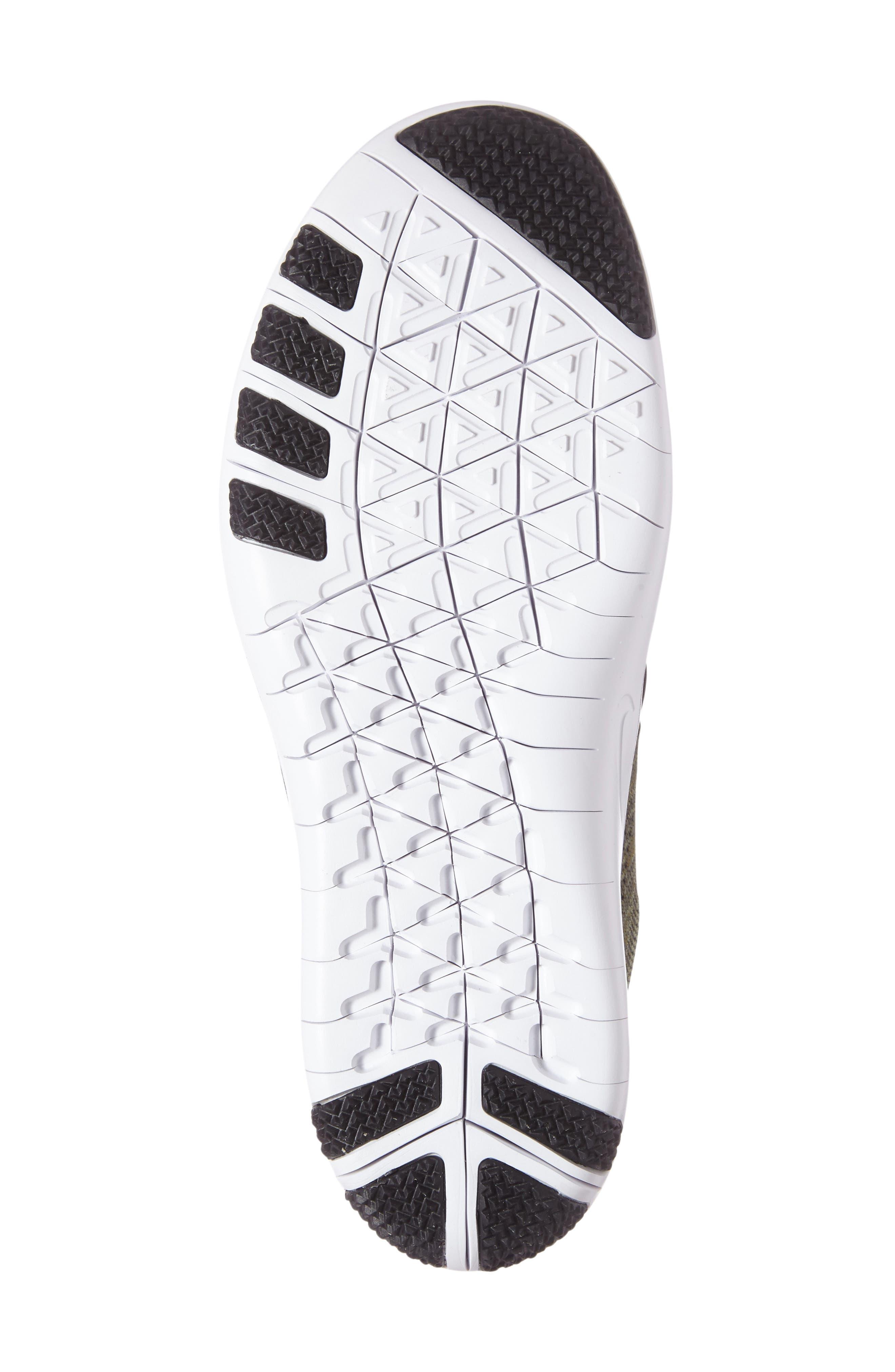 Alternate Image 4  - Nike 'Free TR Focus Flyknit' Training Shoe (Women)